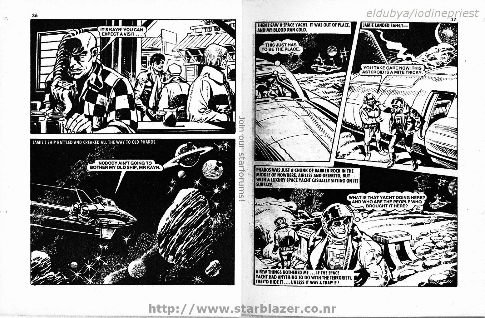 Starblazer issue 173 - Page 20