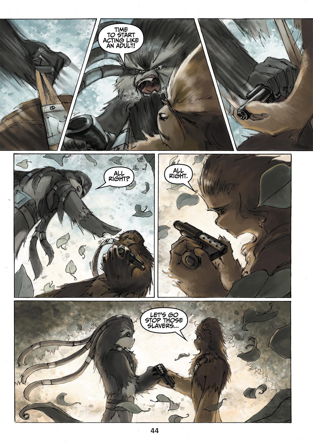 Read online Star Wars Omnibus comic -  Issue # Vol. 33 - 442