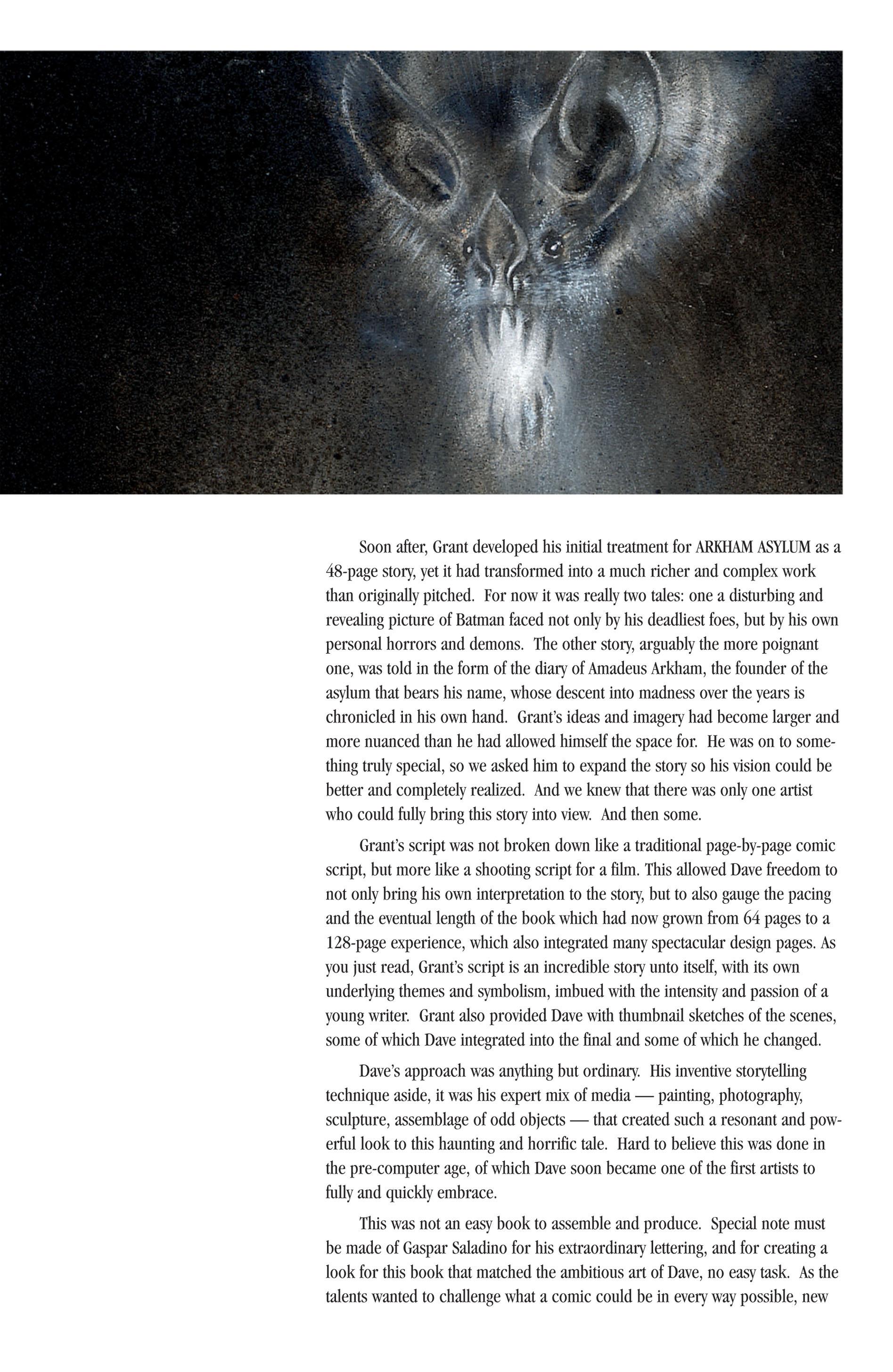Read online Arkham Asylum comic -  Issue #Arkham Asylum Full - 202