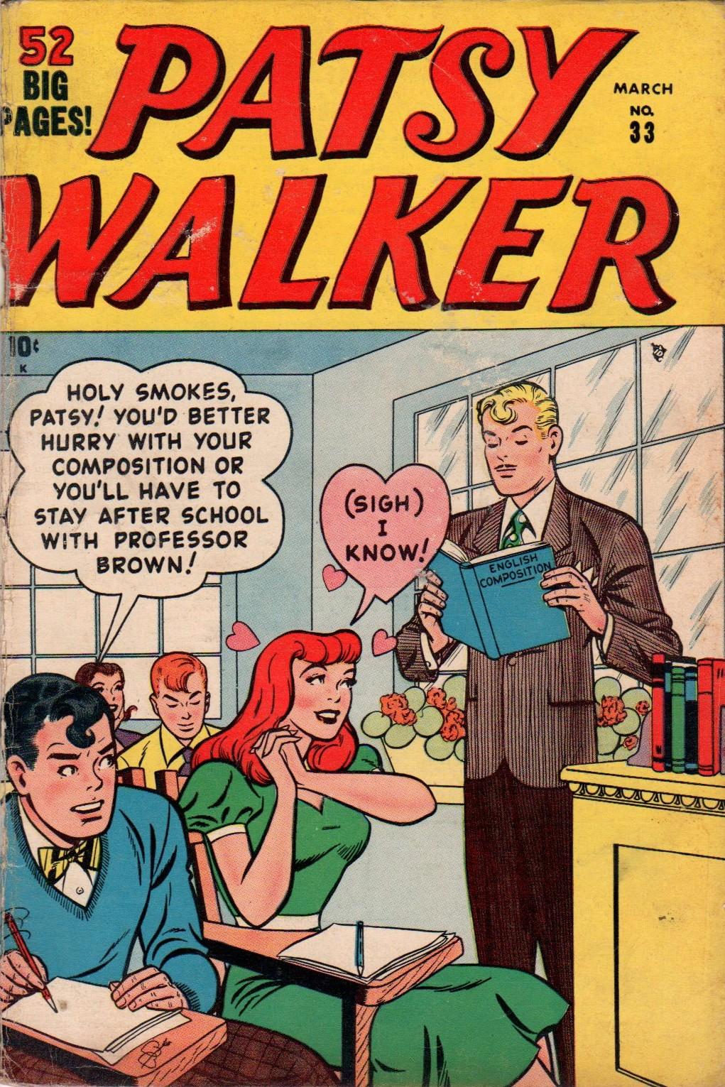 Patsy Walker 33 Page 1