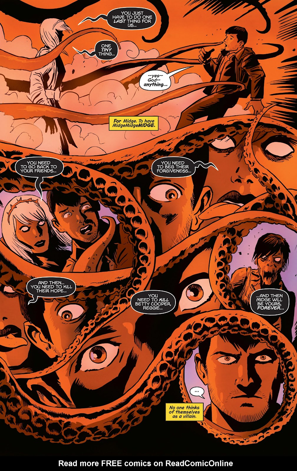 Afterlife with Archie issue 9 - Page 28