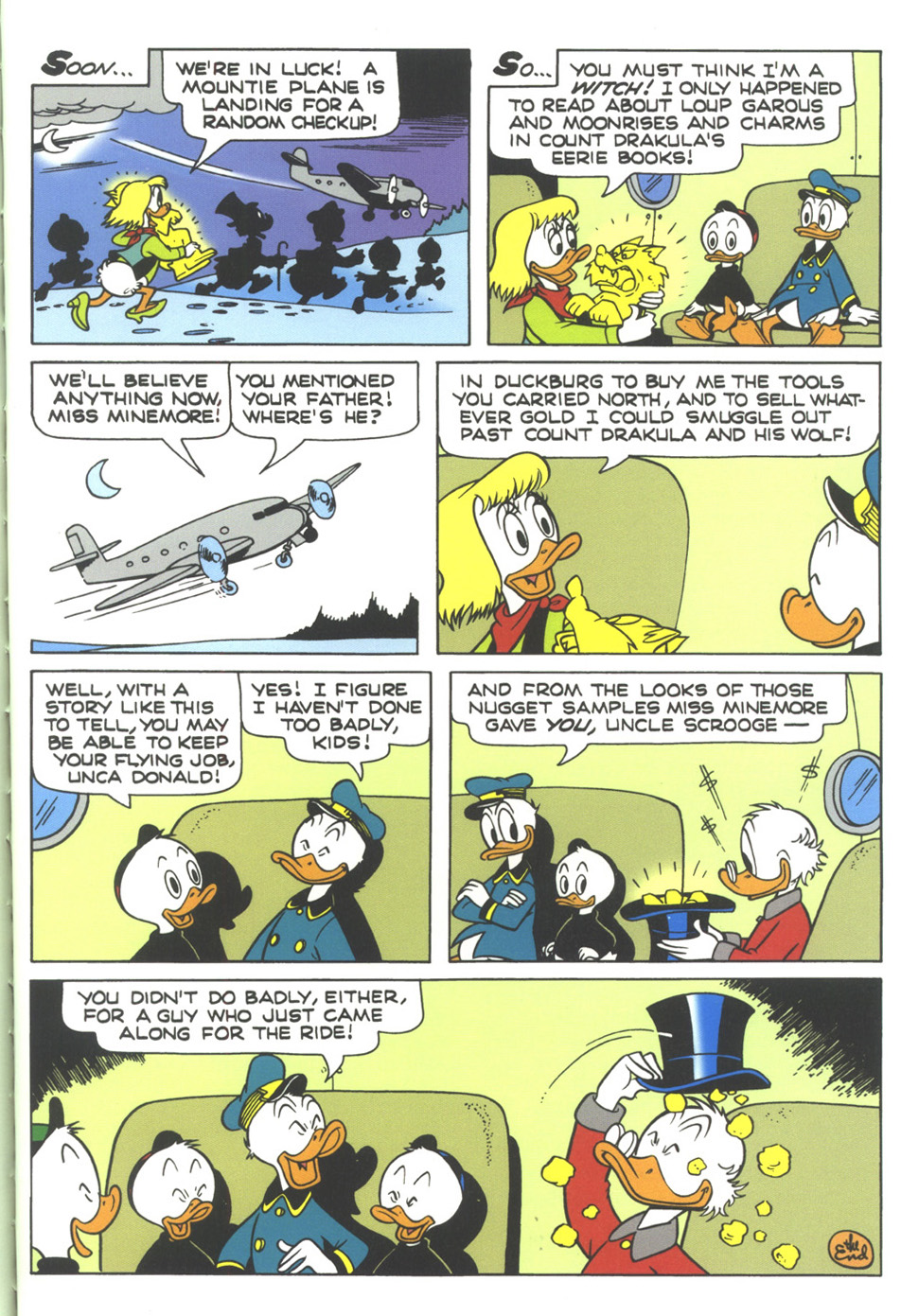 Read online Uncle Scrooge (1953) comic -  Issue #317 - 65