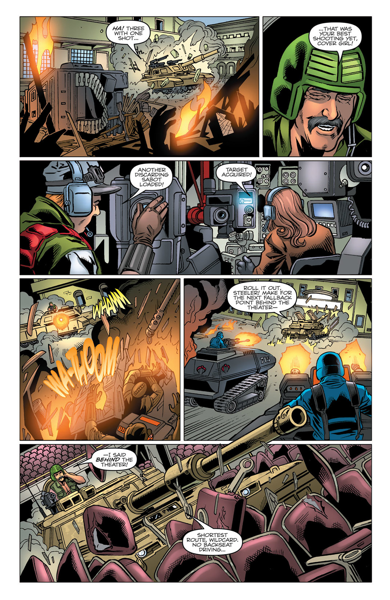 G.I. Joe: A Real American Hero 174 Page 10