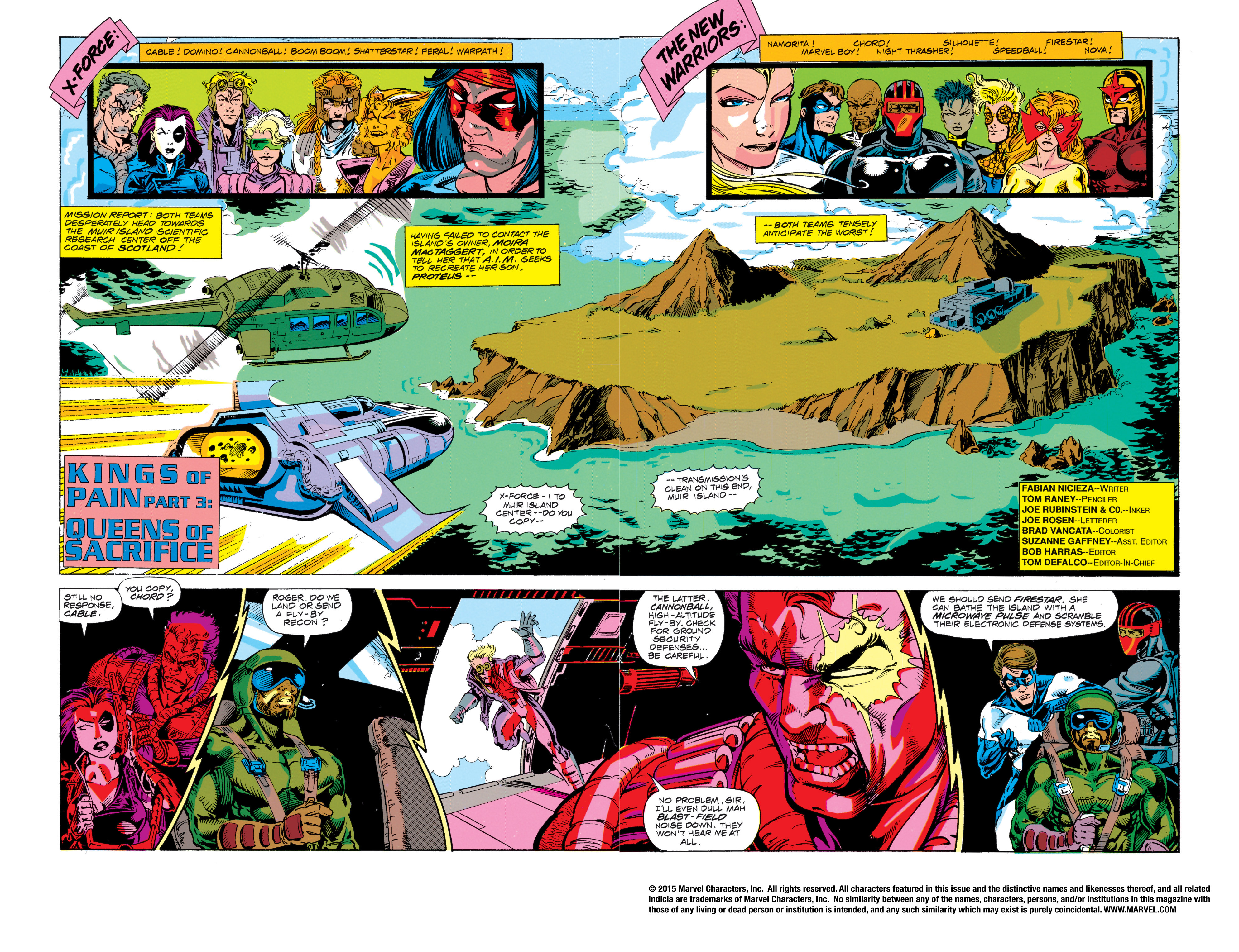 Read online Uncanny X-Men (1963) comic -  Issue # _Annual 15 - 2