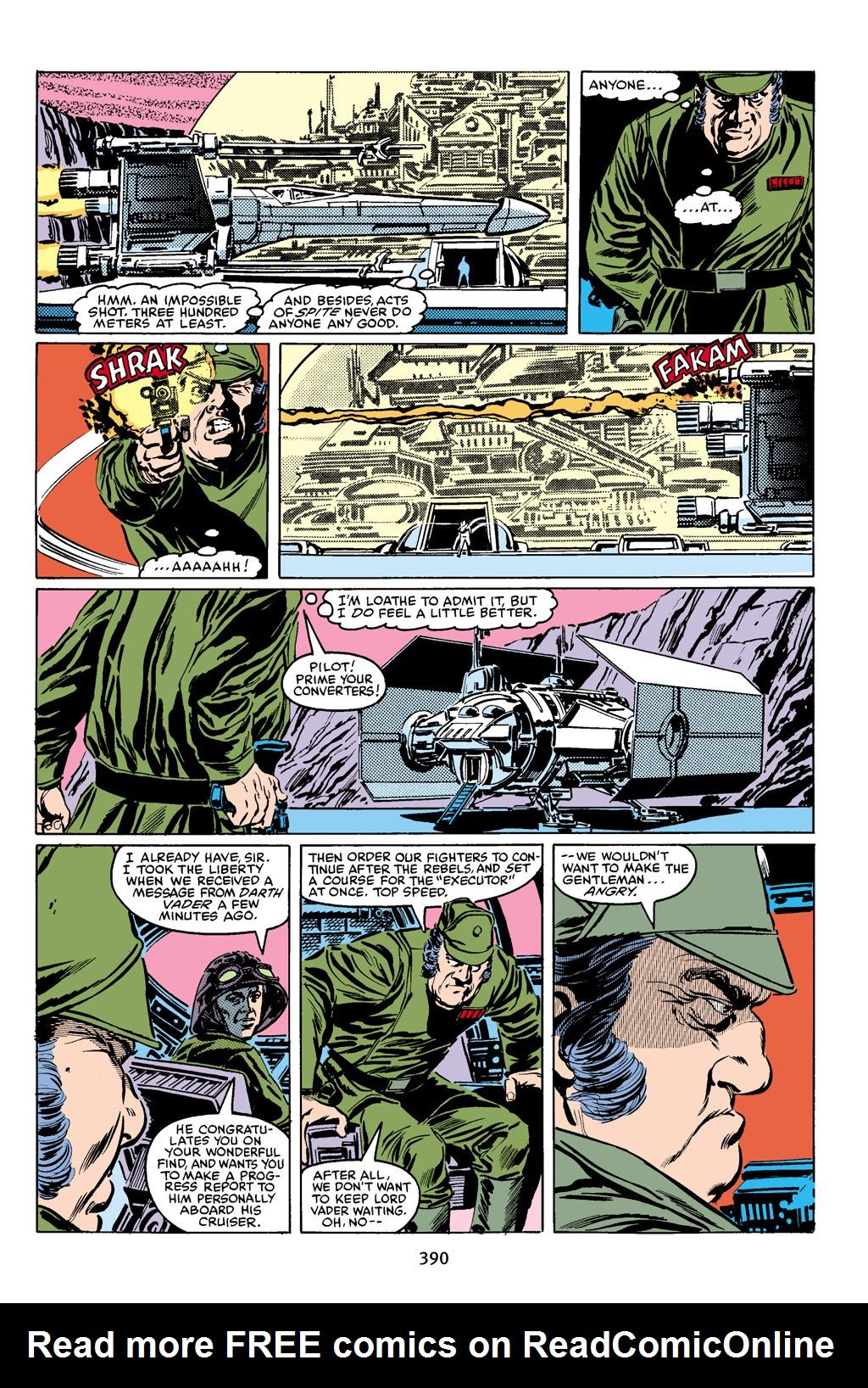 Read online Star Wars Omnibus comic -  Issue # Vol. 16 - 383