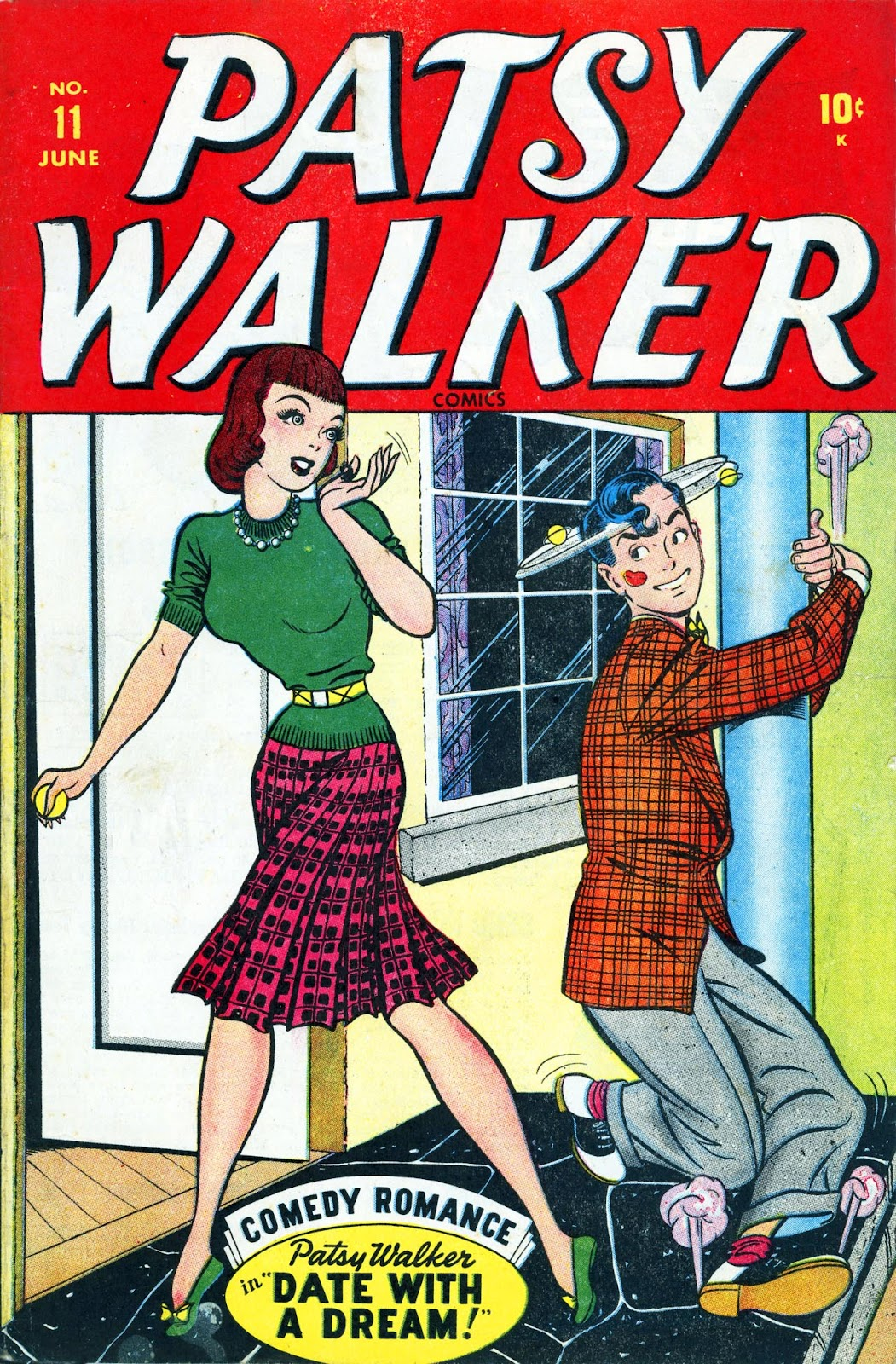Patsy Walker 11 Page 1