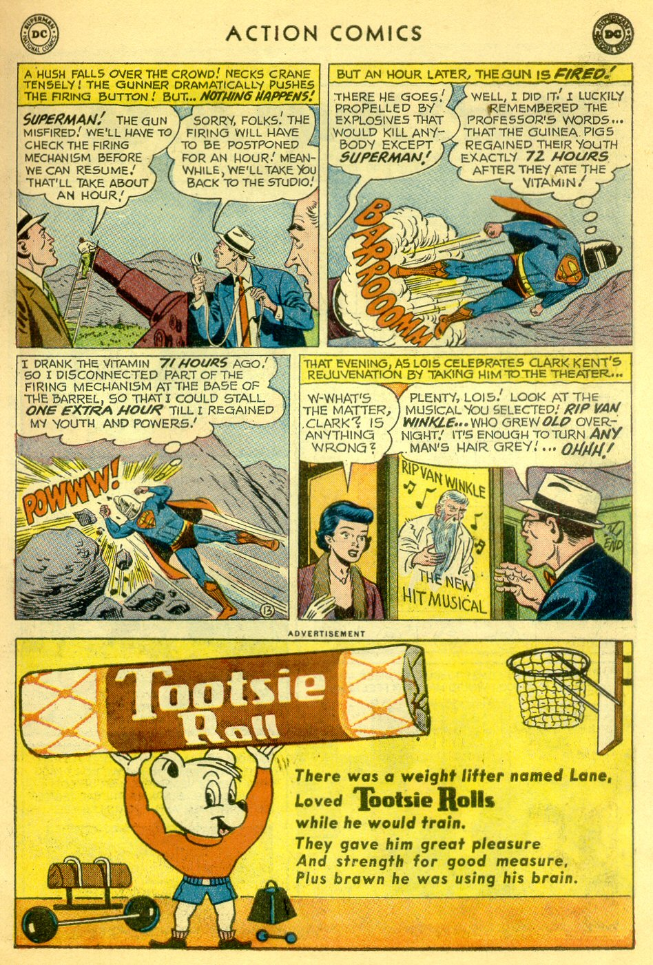 Read online Action Comics (1938) comic -  Issue #251 - 15