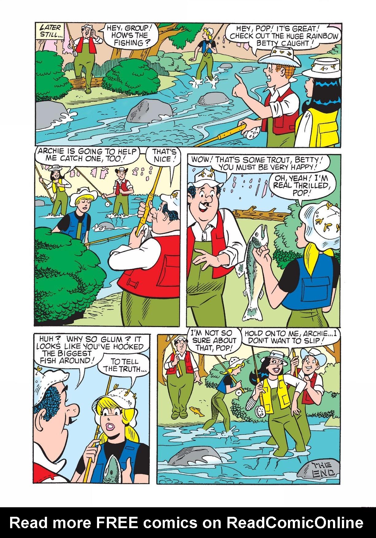 Read online Archie 1000 Page Comics Bonanza comic -  Issue #3 (Part 1) - 39