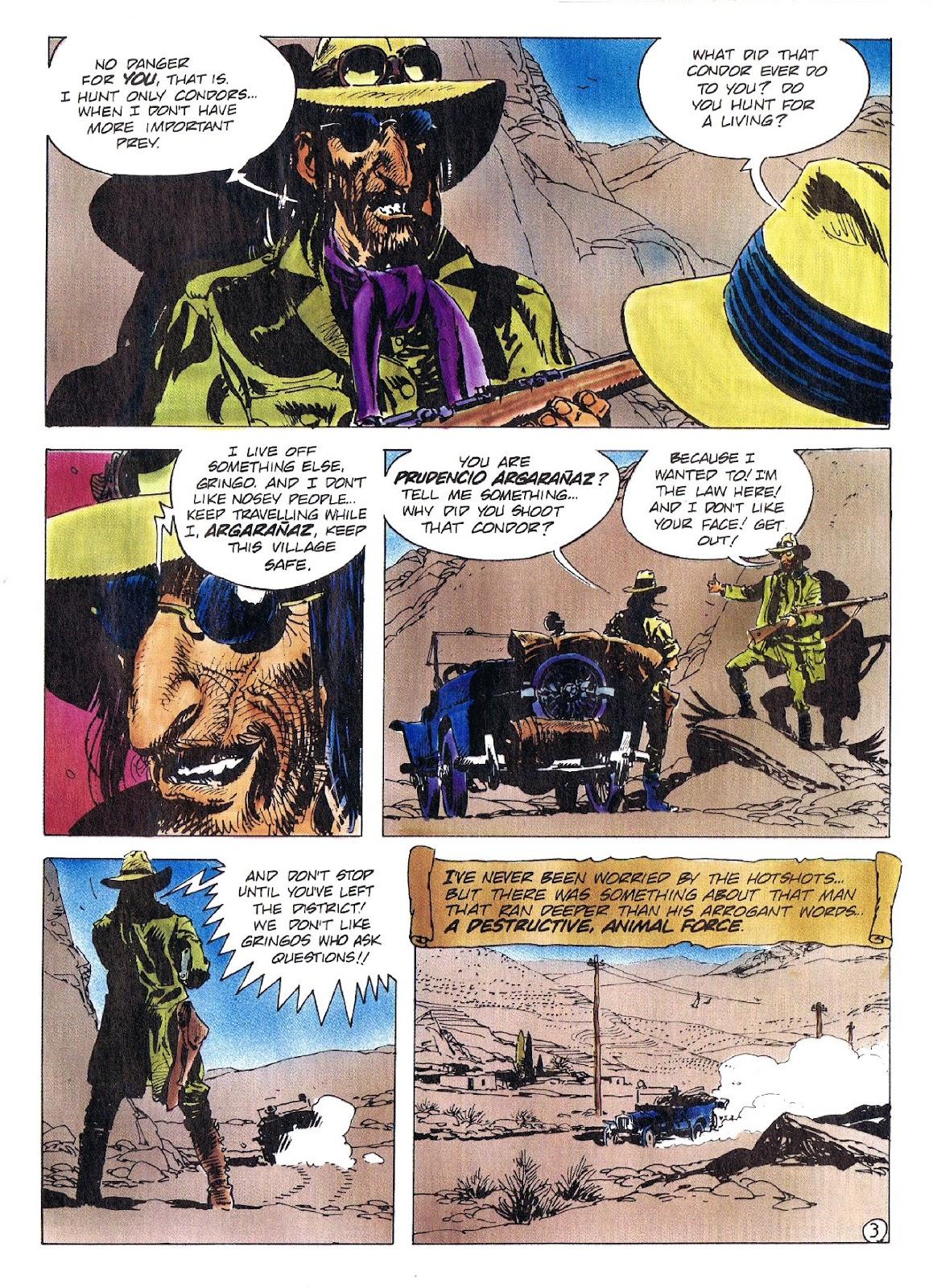 Read online Merchants of Death comic -  Issue #4 - 21