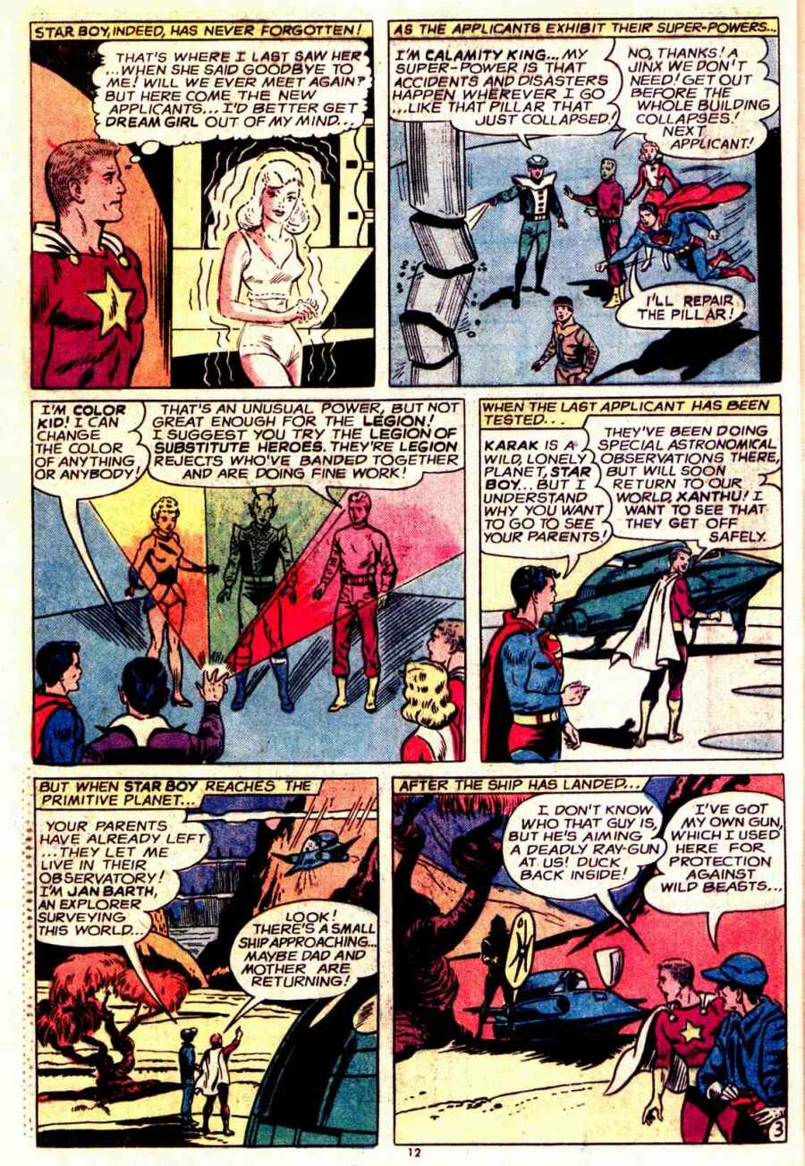 Superboy (1949) issue 202 - Page 11