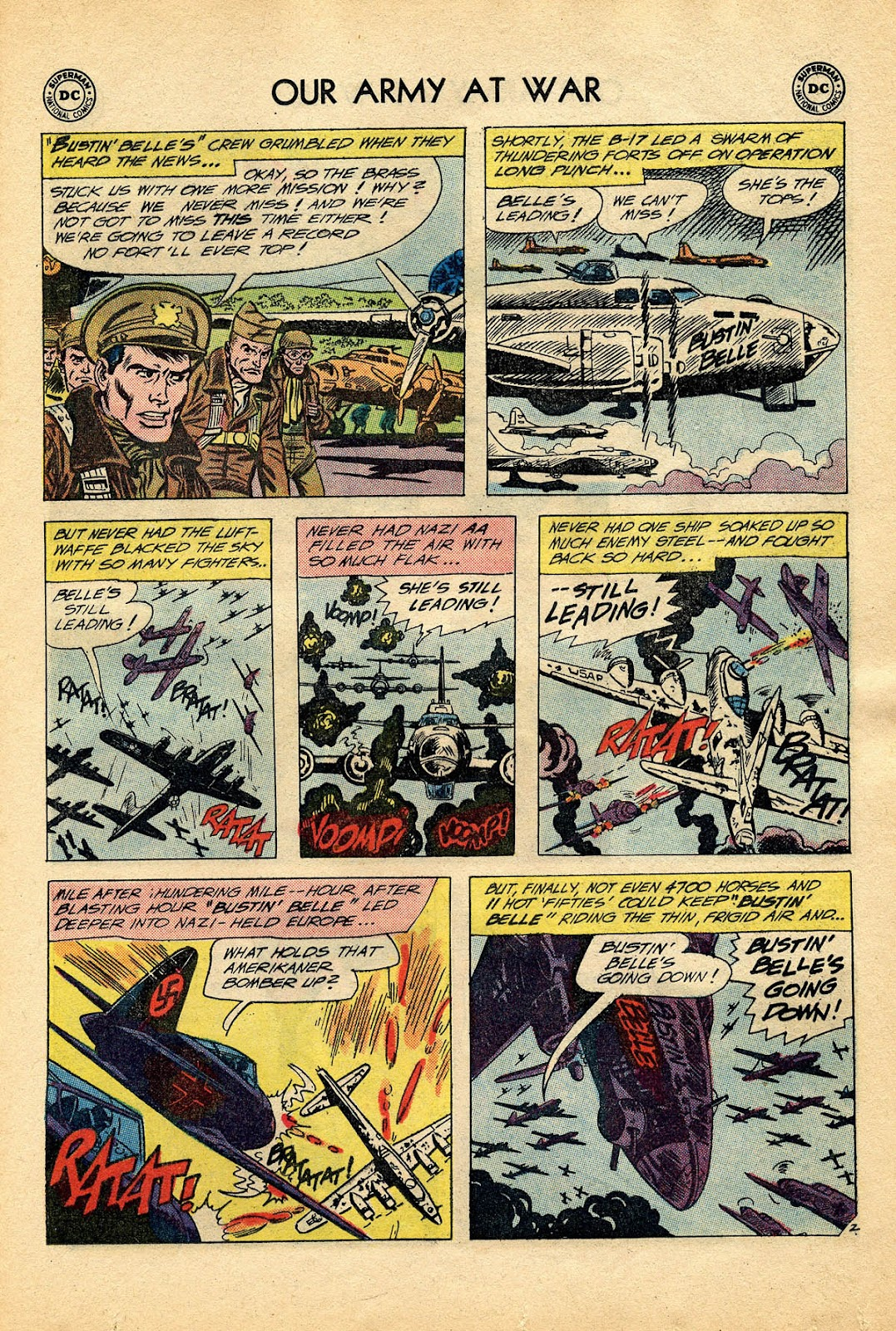 Our Army at War (1952) issue 99 - Page 21