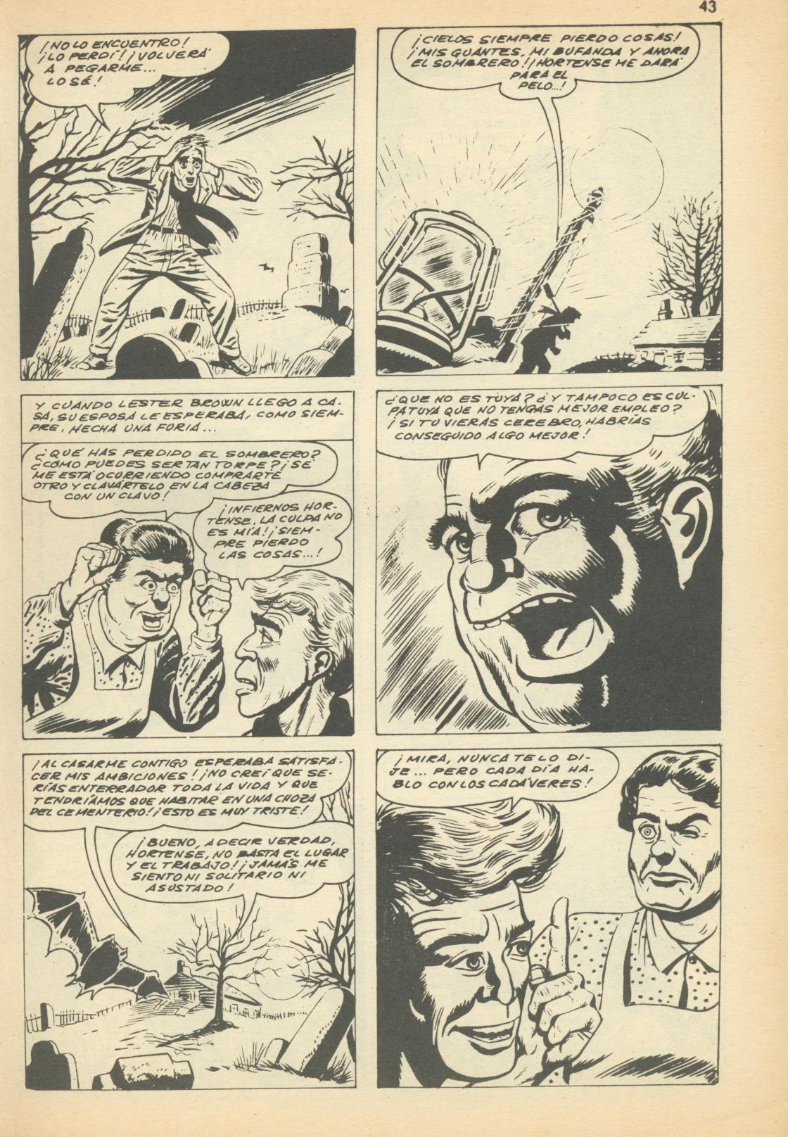 Read online Adventures into Weird Worlds comic -  Issue #12 - 6