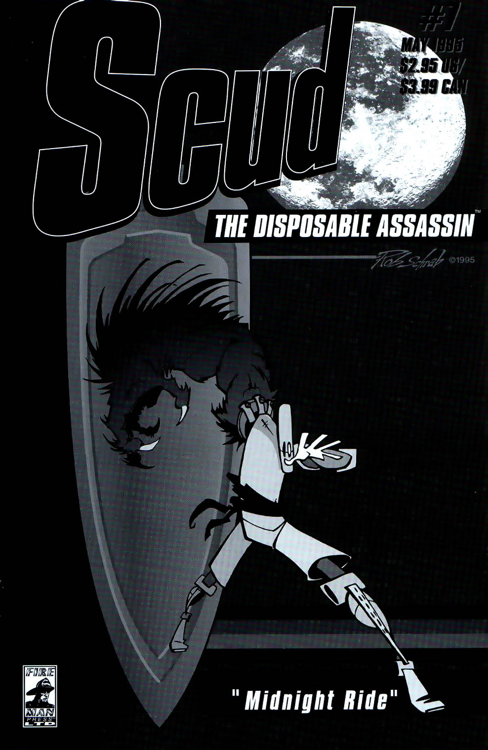 Read online Scud: The Disposable Assassin (1994) comic -  Issue #7 - 2