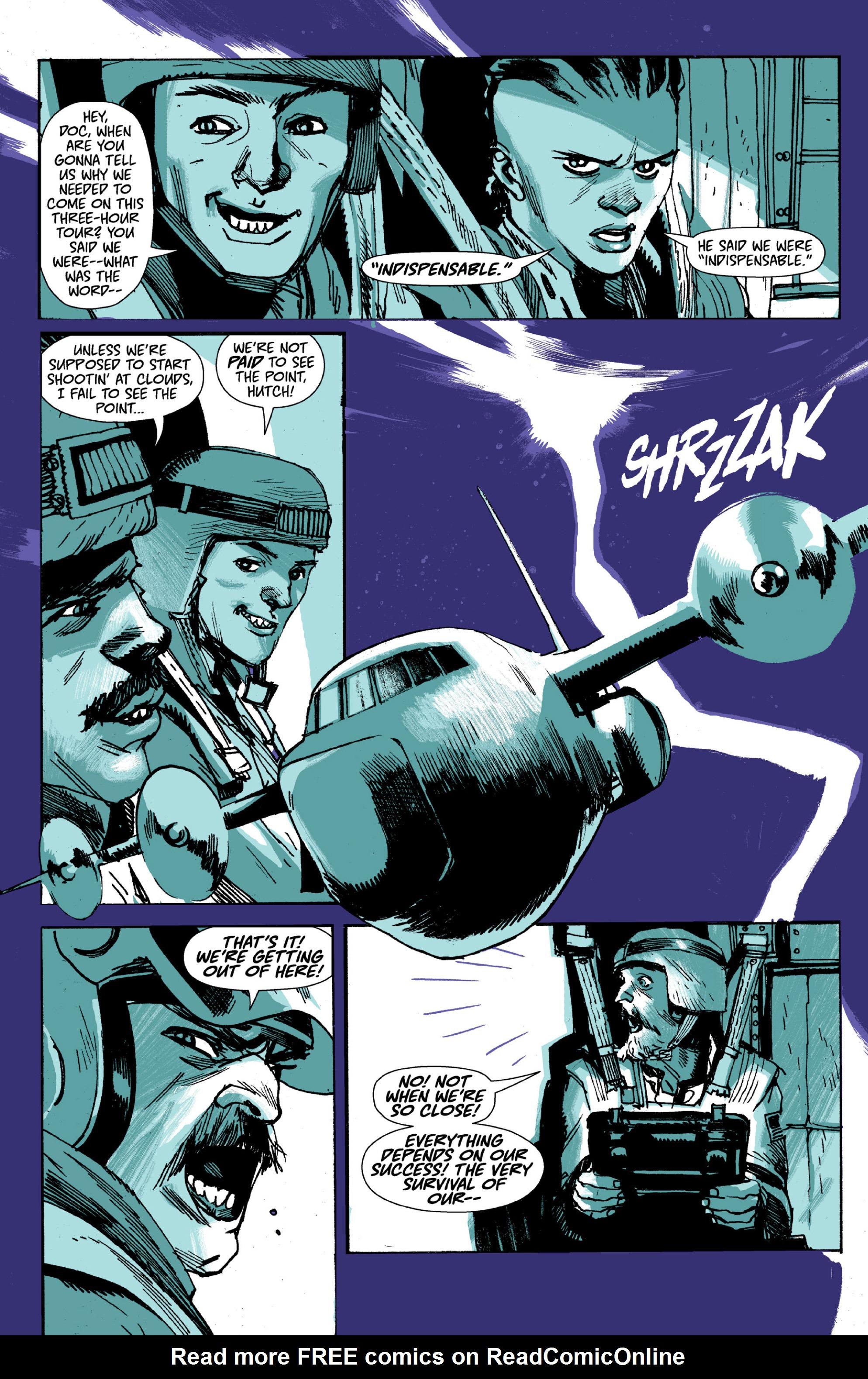 Read online Ei8ht comic -  Issue # TPB - 33