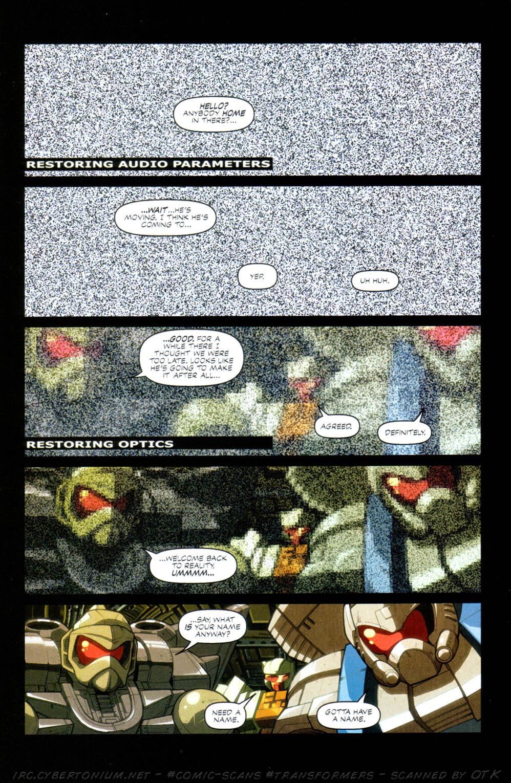 Read online Transformers Armada comic -  Issue #2 - 6