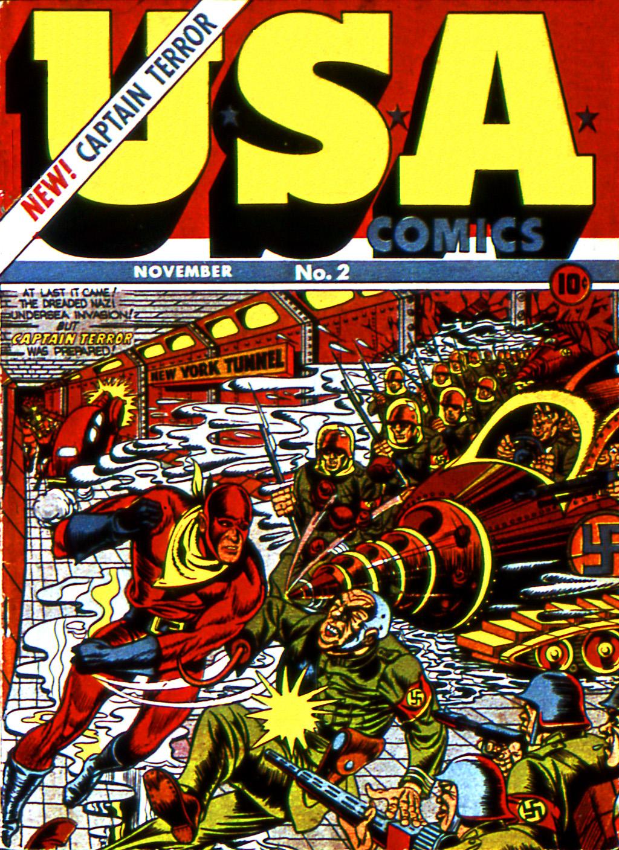 USA Comics issue 2 - Page 1