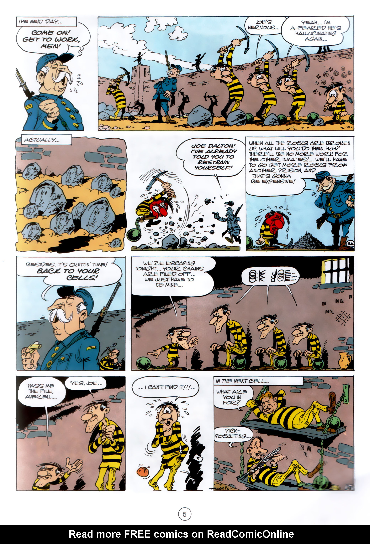 Read online A Lucky Luke Adventure comic -  Issue #30 - 4