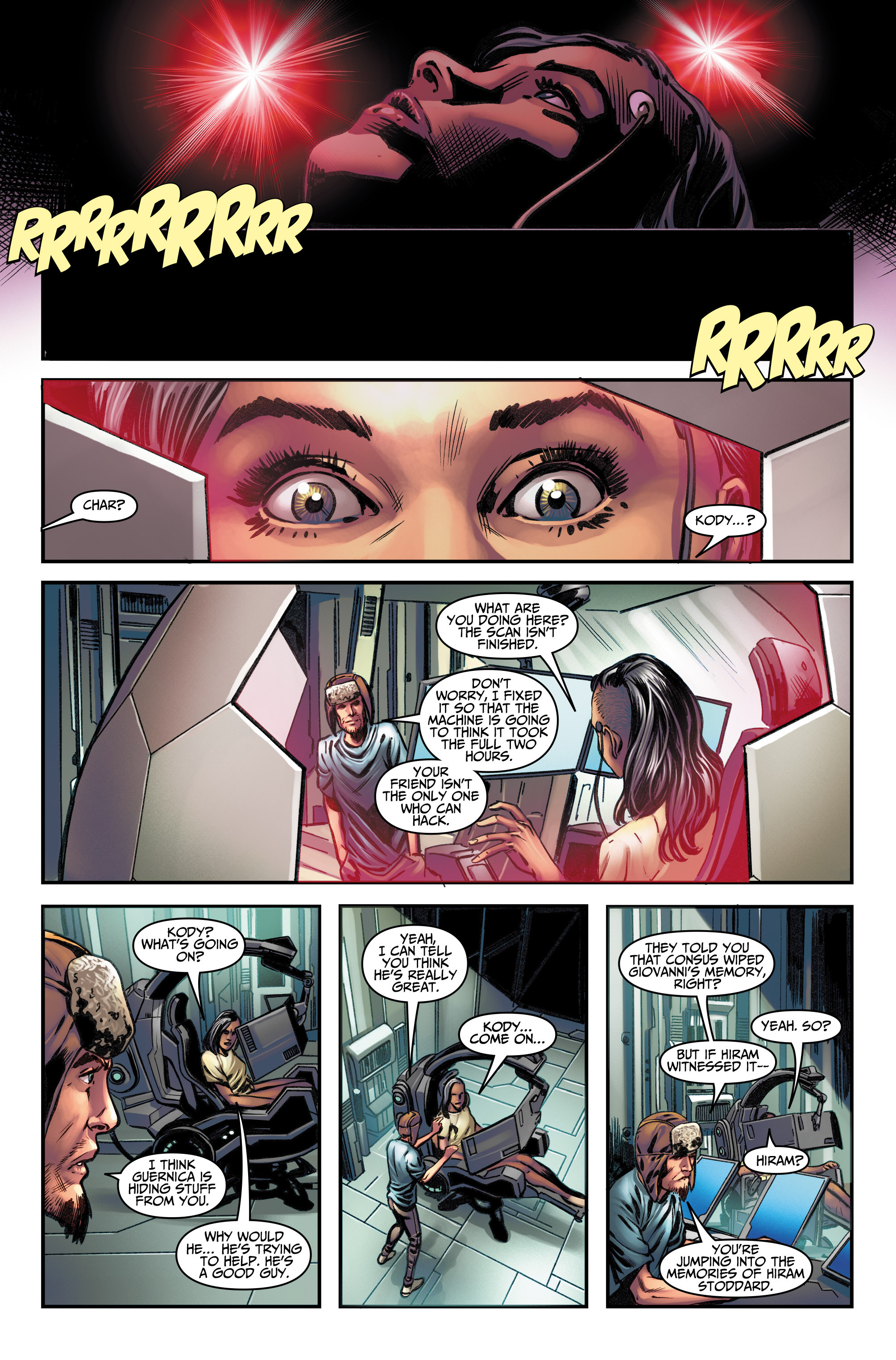 Read online Assassin's Creed (2015) comic -  Issue #11 - 20
