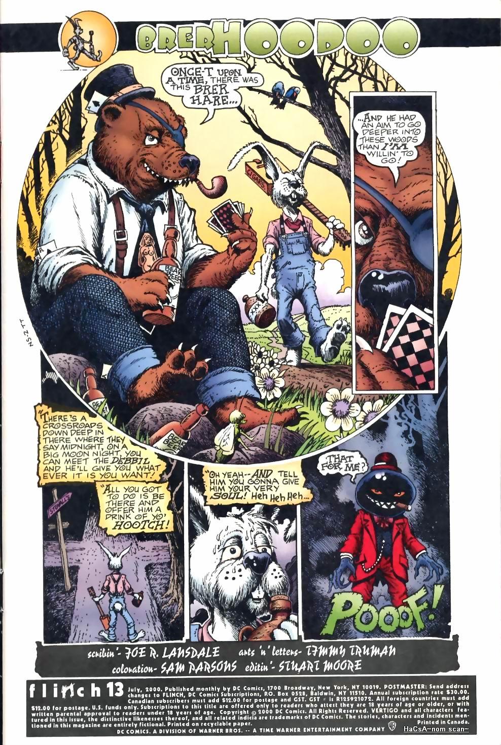 Read online Flinch comic -  Issue #13 - 2