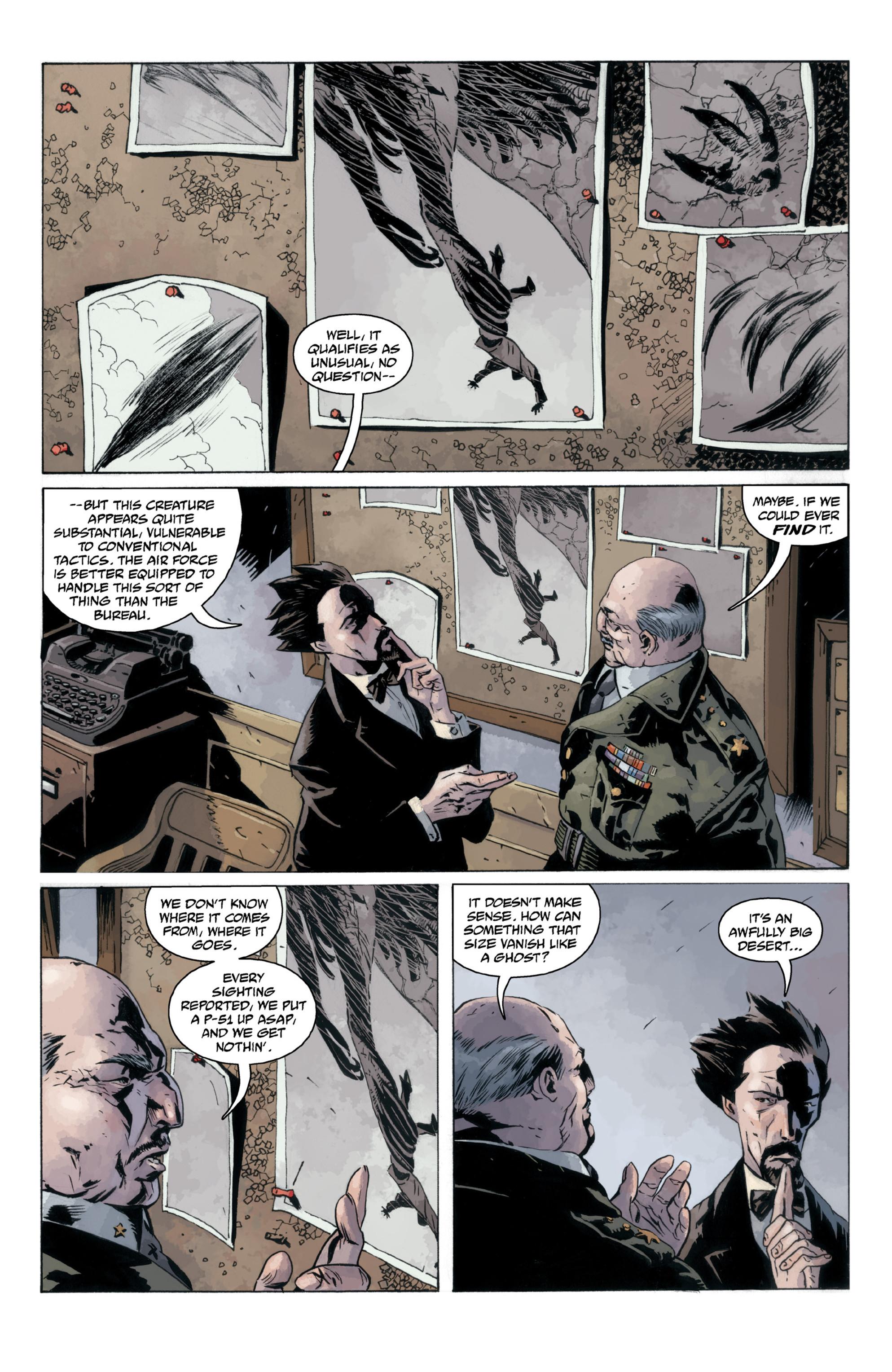 Read online B.P.R.D.: 1948 comic -  Issue # TPB - 21