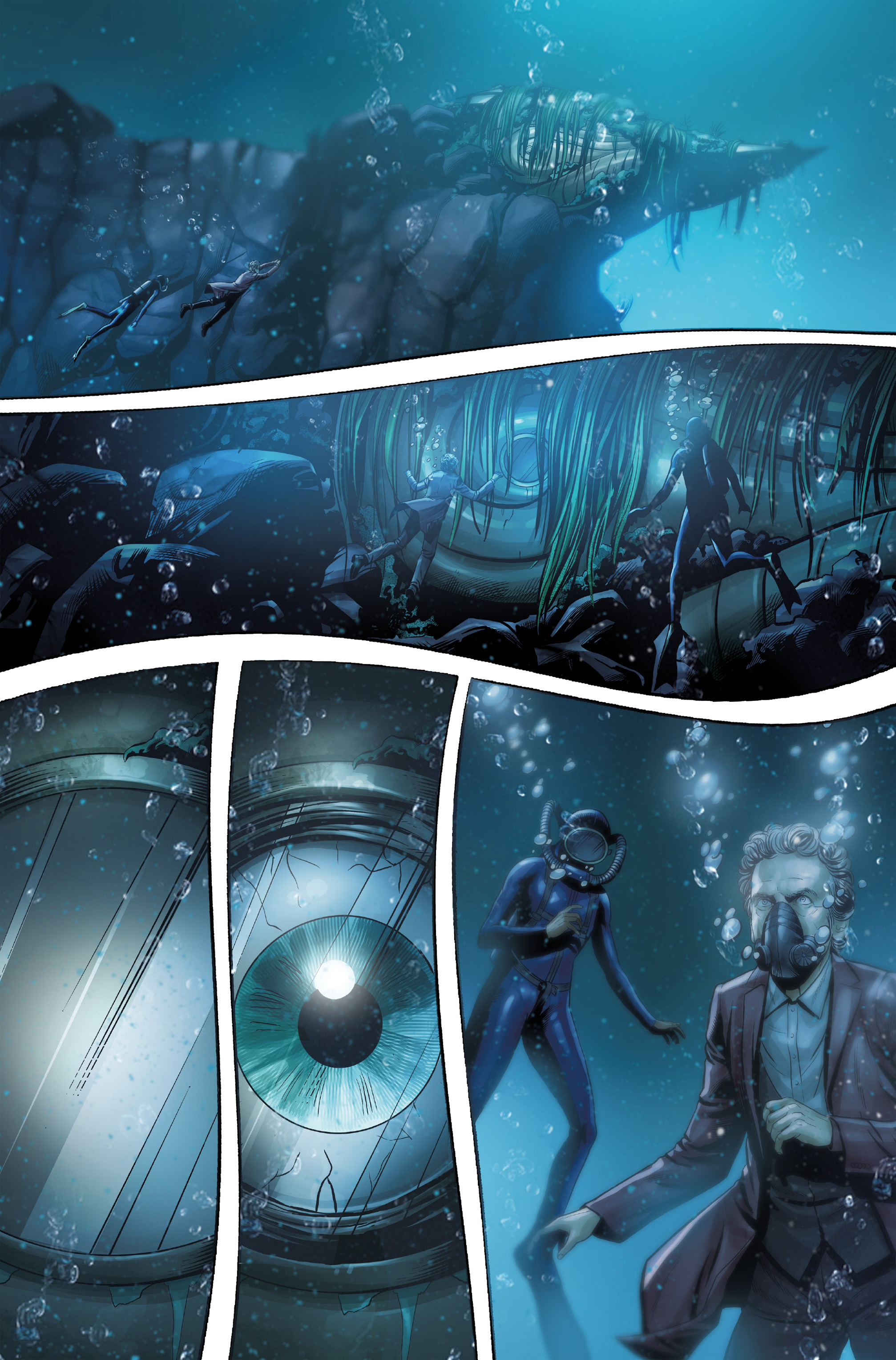 Read online Doctor Who: The Twelfth Doctor Year Three comic -  Issue #4 - 10