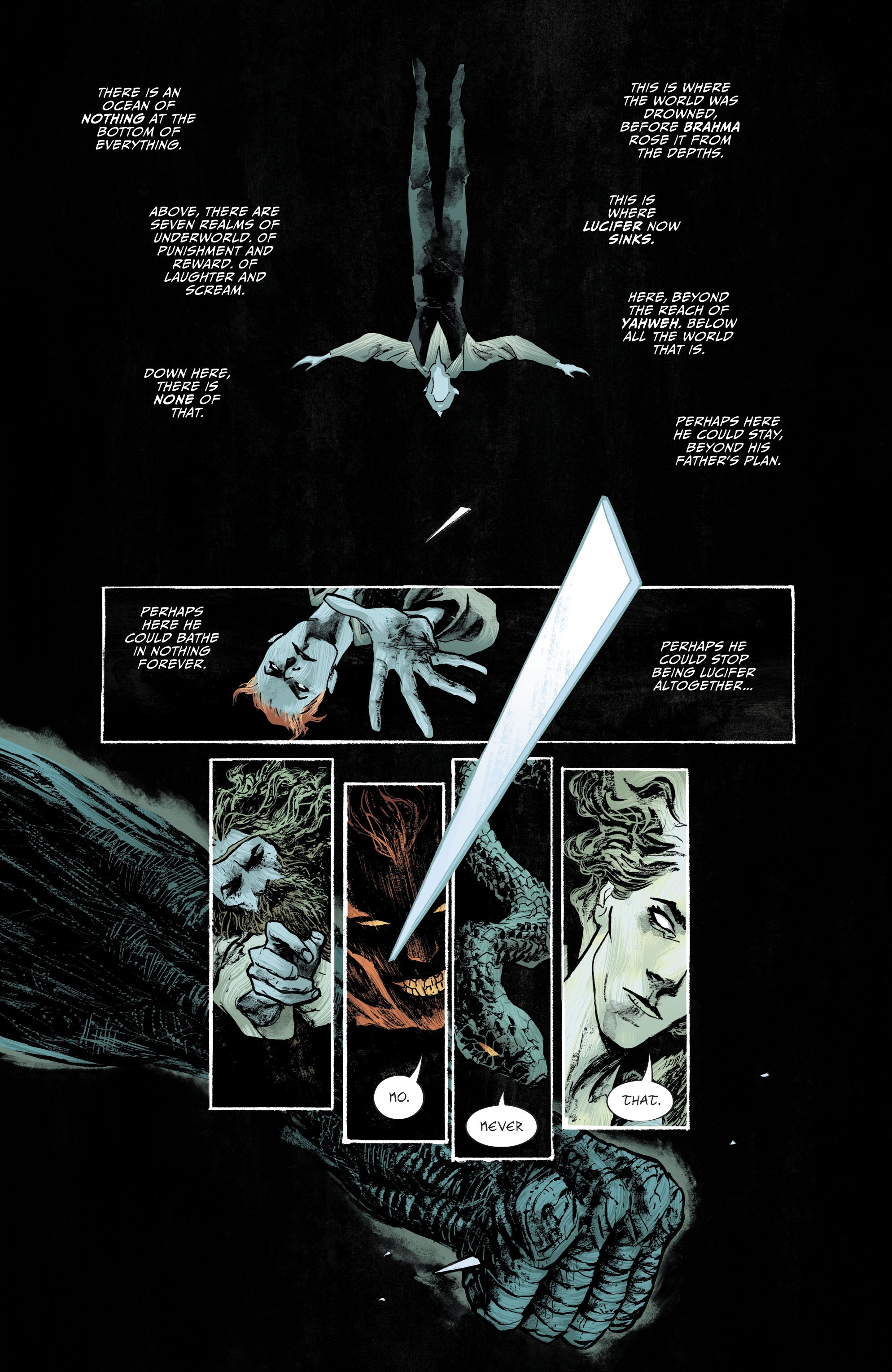 Read online Lucifer (2018) comic -  Issue #11 - 2