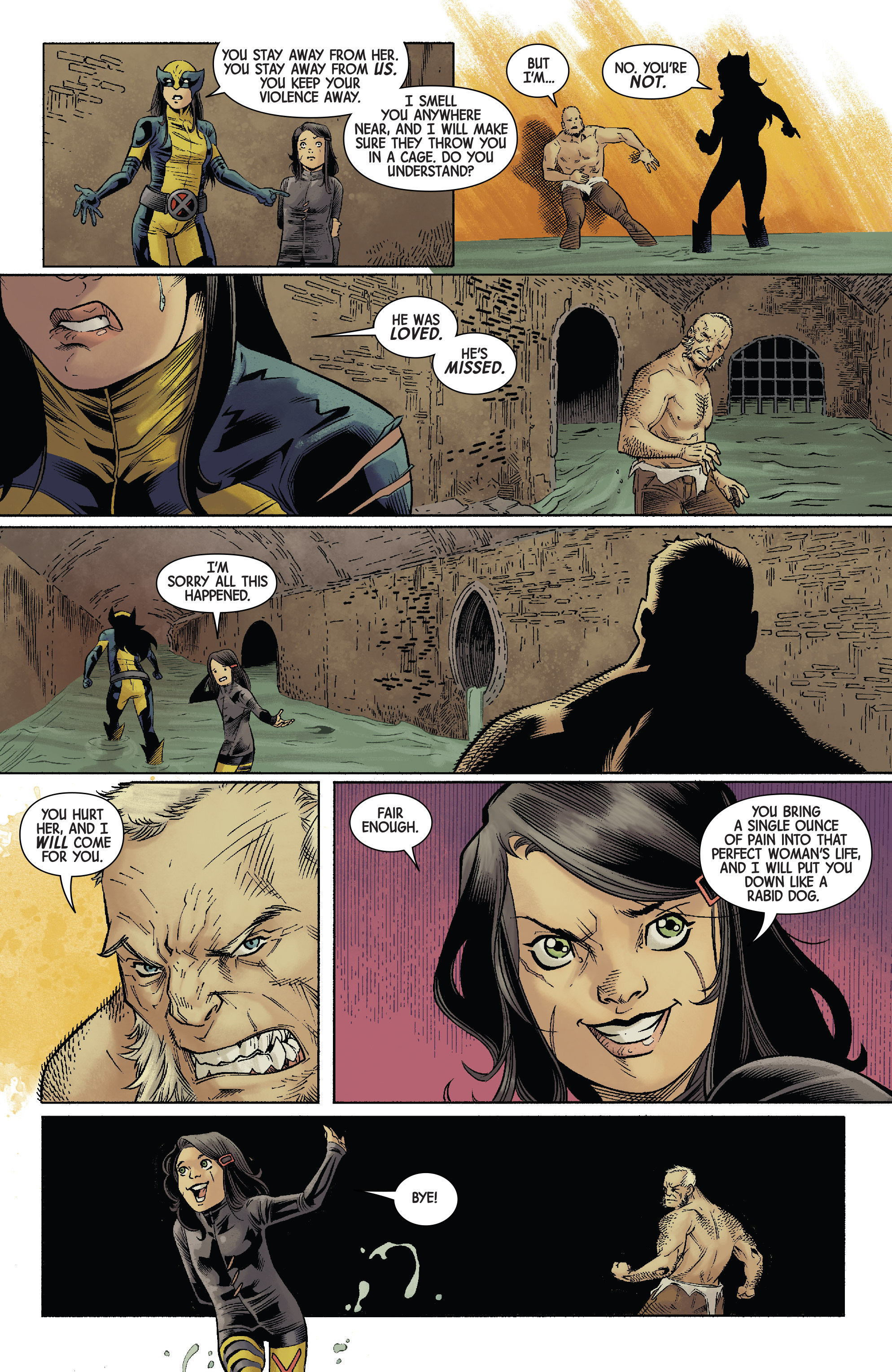 Read online All-New Wolverine (2016) comic -  Issue #12 - 19