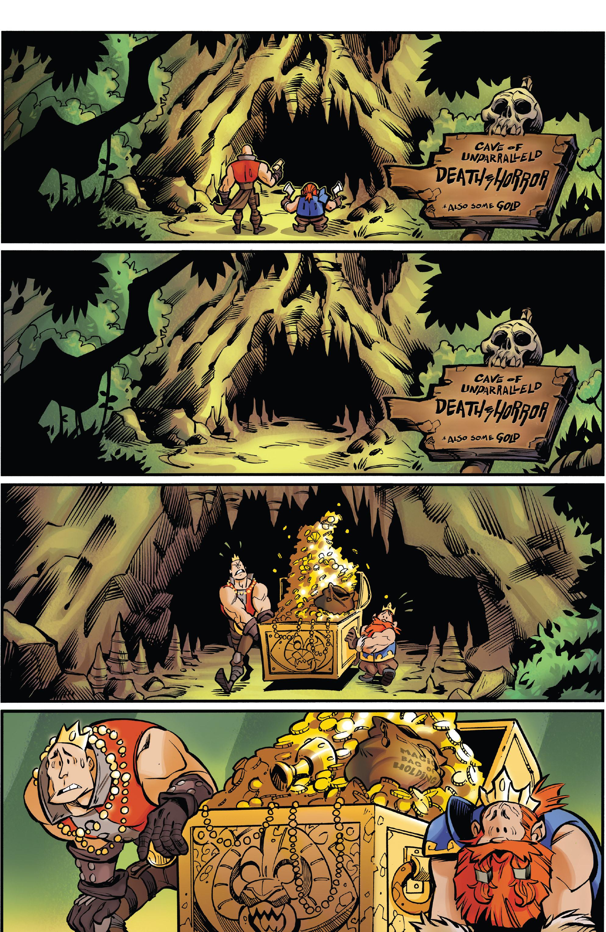 Read online Skullkickers comic -  Issue #18 - 11