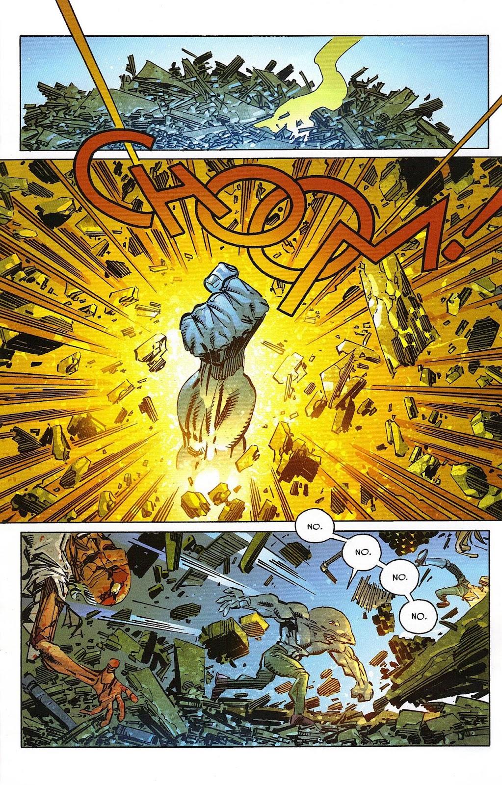 The Savage Dragon (1993) Issue #151 #154 - English 19