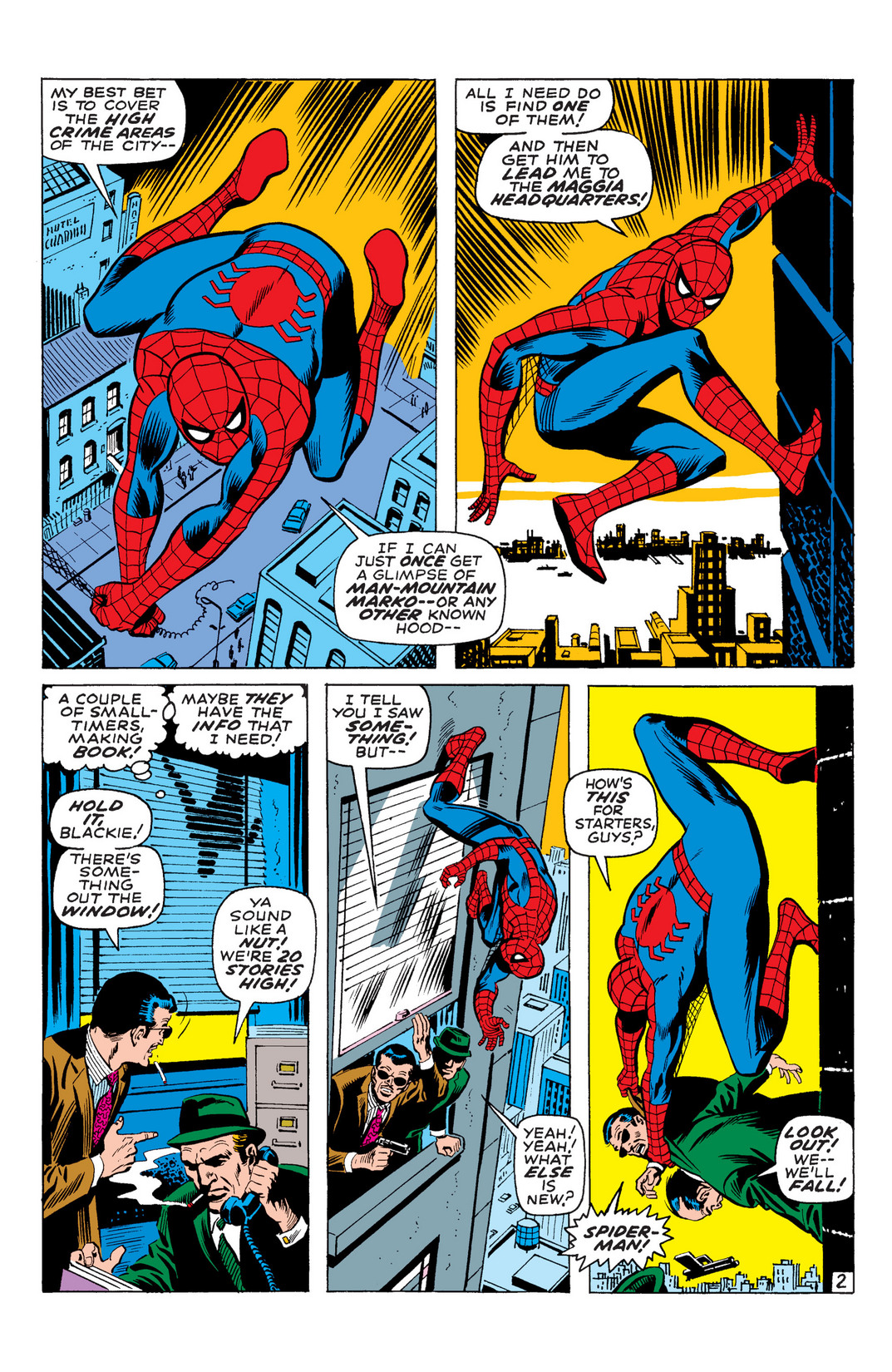 The Amazing Spider-Man (1963) 75 Page 2