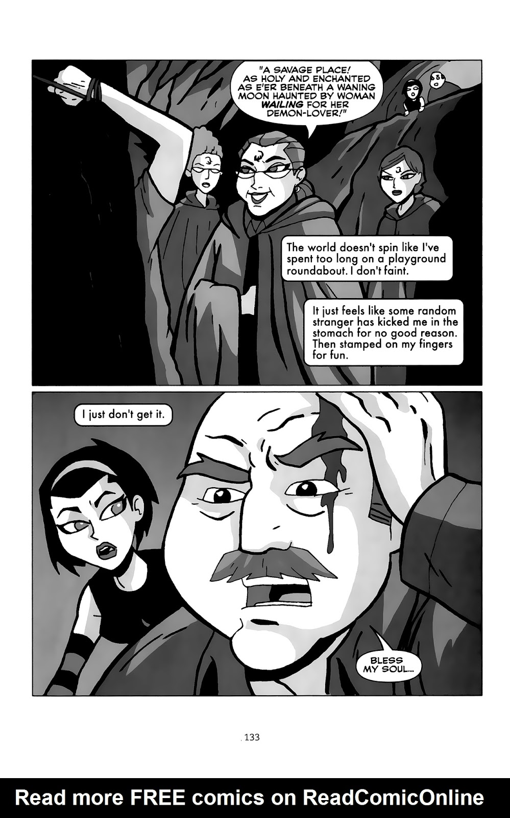 Read online Clubbing comic -  Issue # TPB - 129