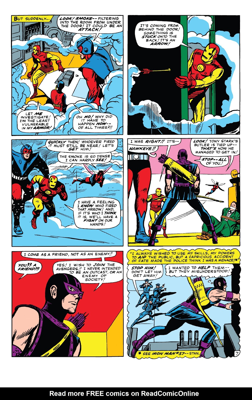 Read online Marvel Tales: Avengers comic -  Issue # Full - 12
