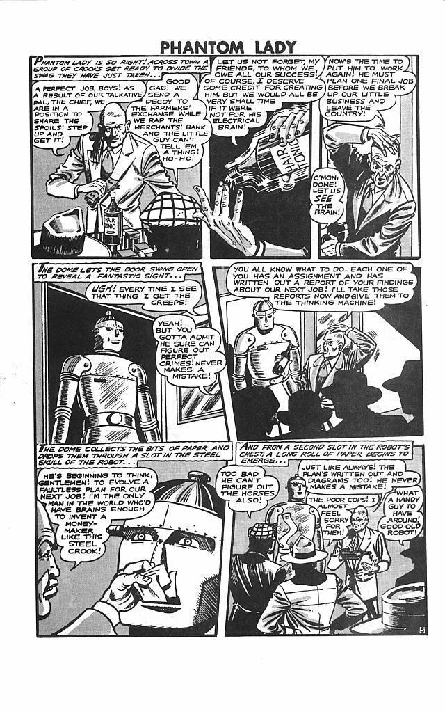 Read online Golden-Age Men of Mystery comic -  Issue #3 - 20