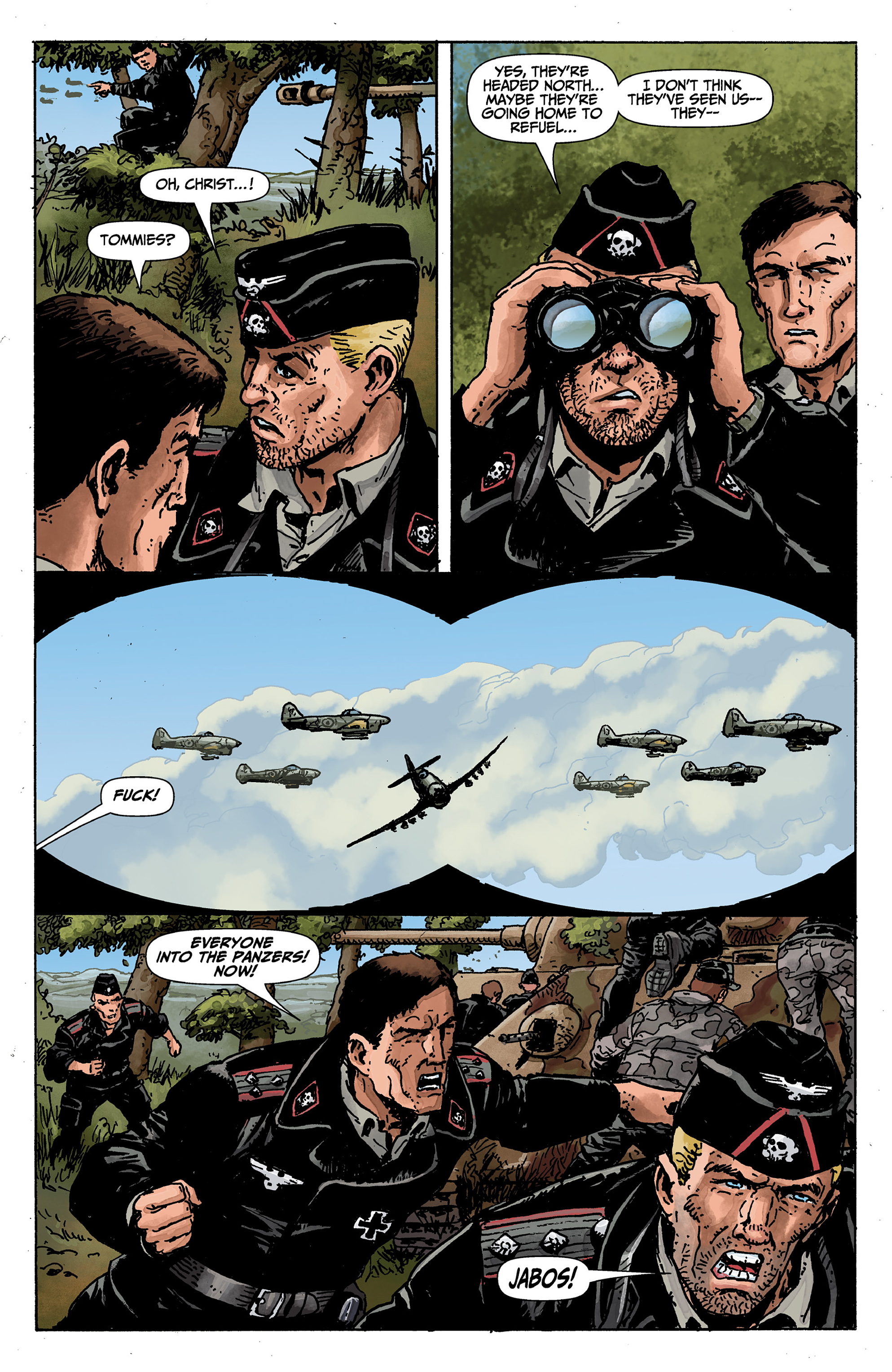Read online World of Tanks comic -  Issue #1 - 8