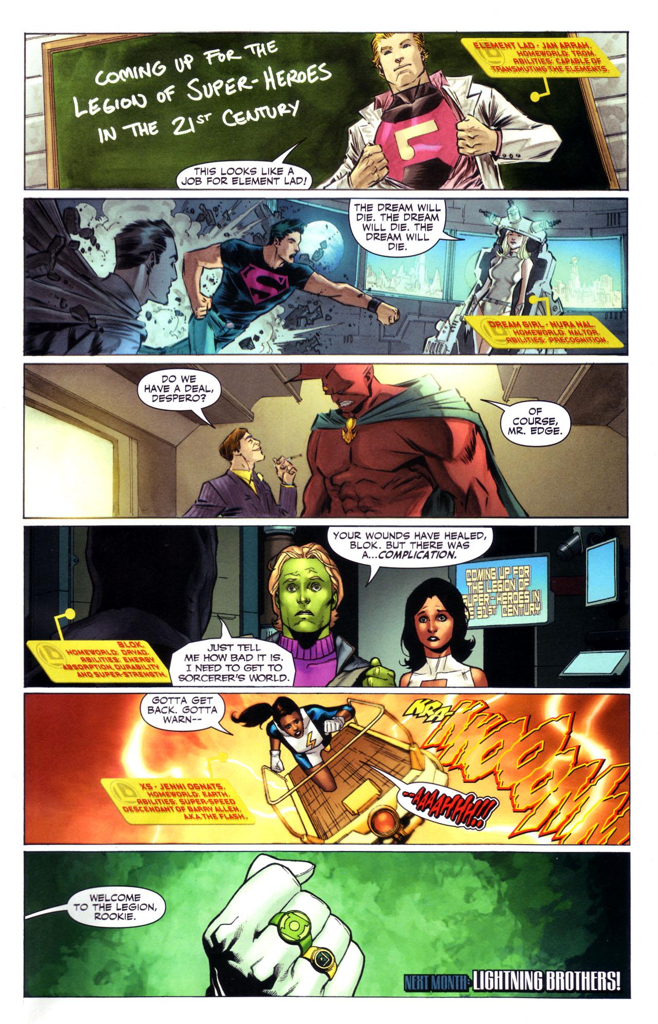 Read online Adventure Comics (2009) comic -  Issue #1 - 29