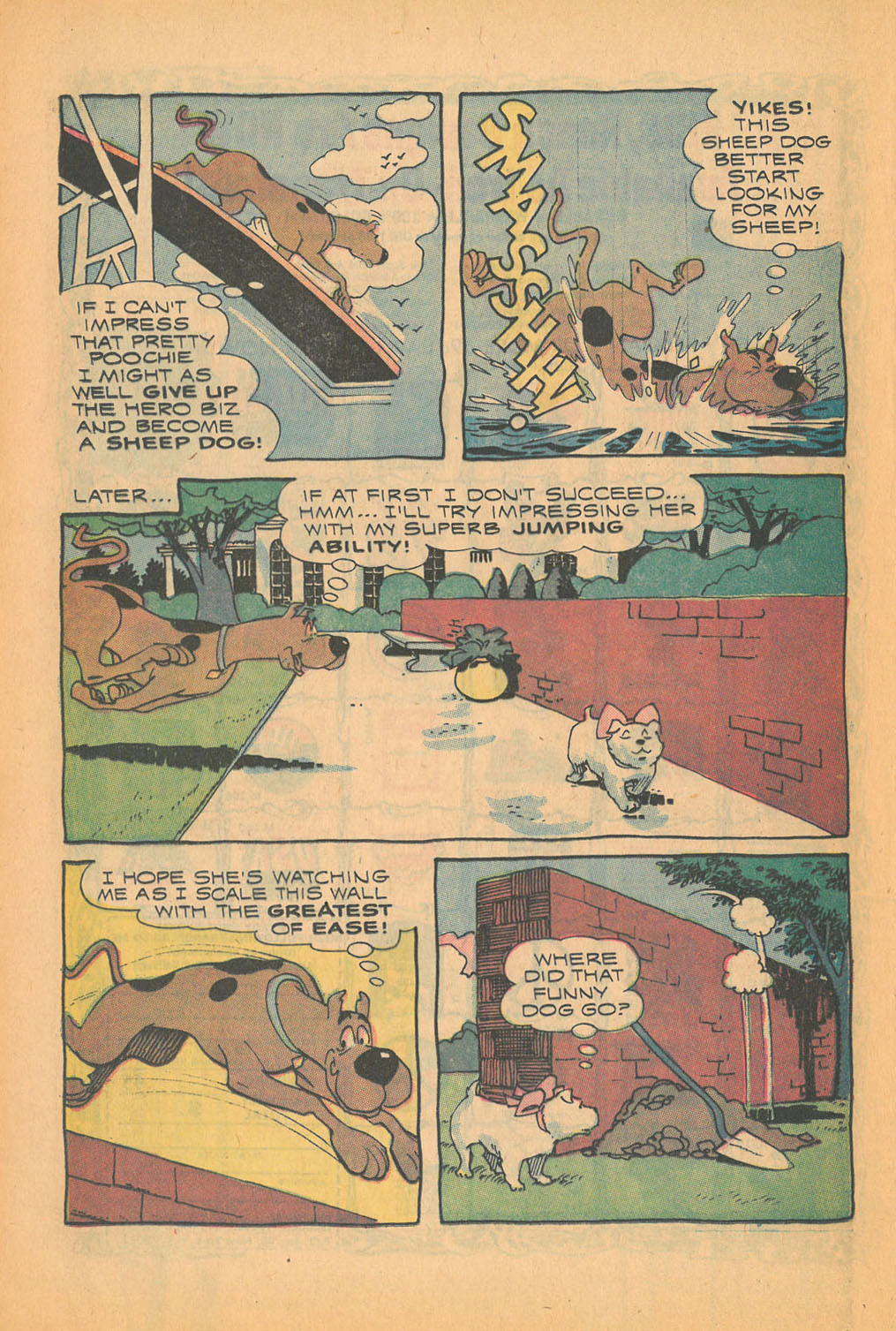 Read online Scooby-Doo... Mystery Comics comic -  Issue #21 - 24