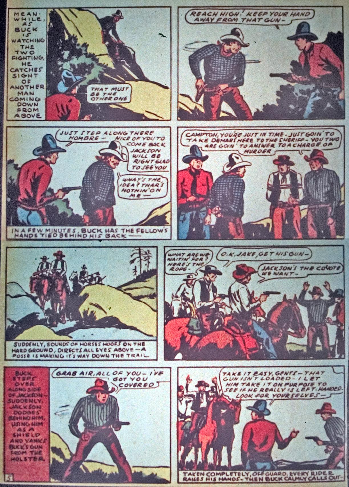 Read online Detective Comics (1937) comic -  Issue #34 - 24