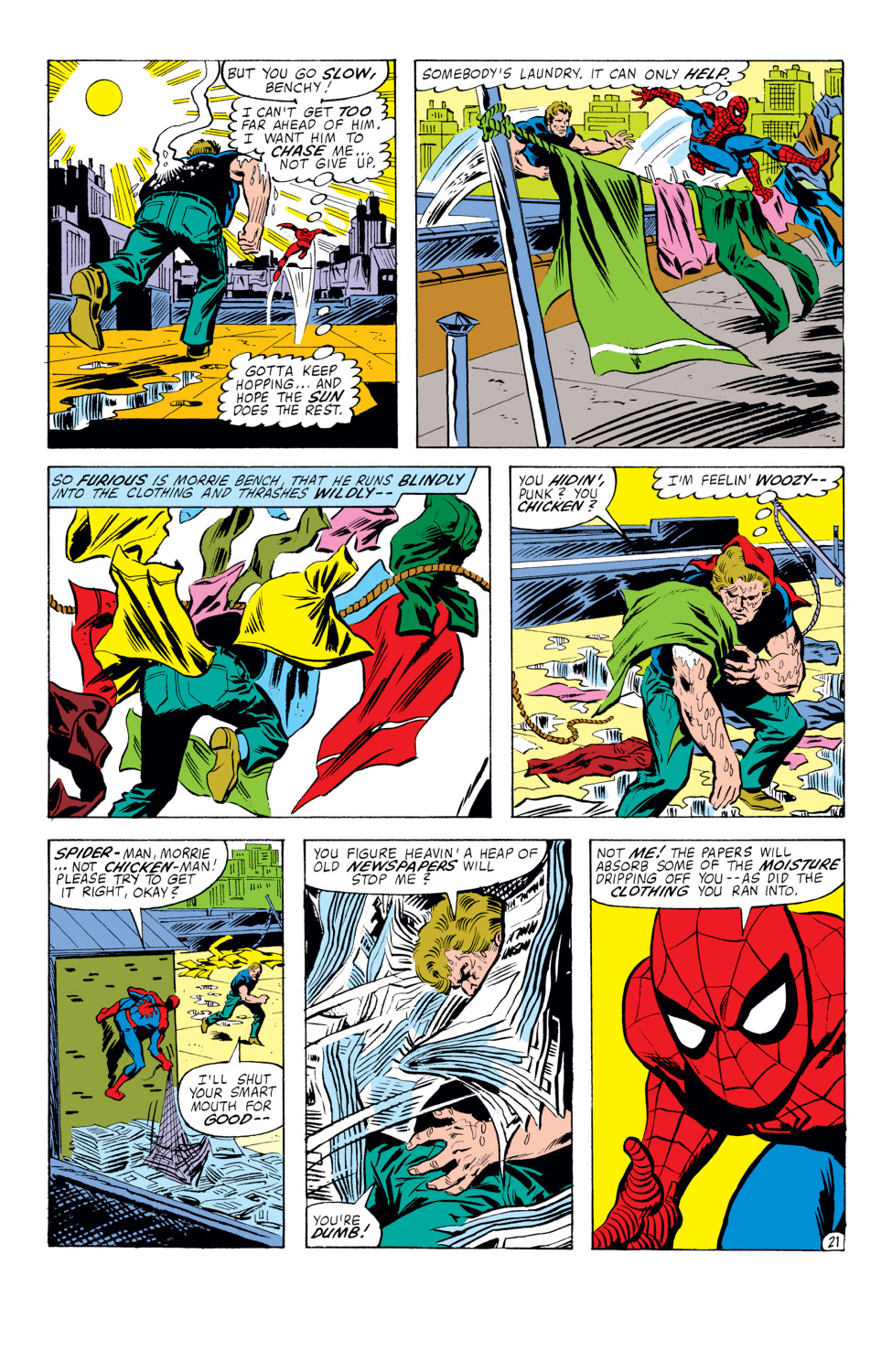 The Amazing Spider-Man (1963) 212 Page 21
