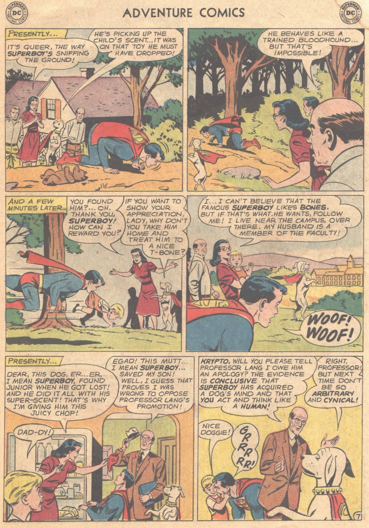 Read online Adventure Comics (1938) comic -  Issue #310 - 31