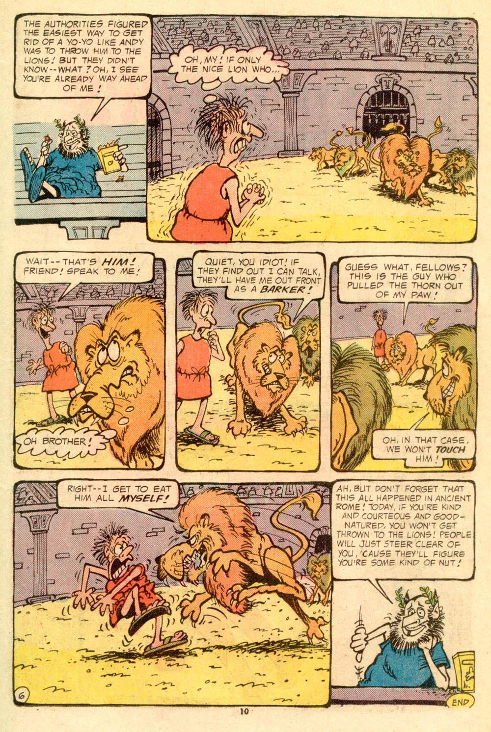 Read online Plop! comic -  Issue #10 - 11