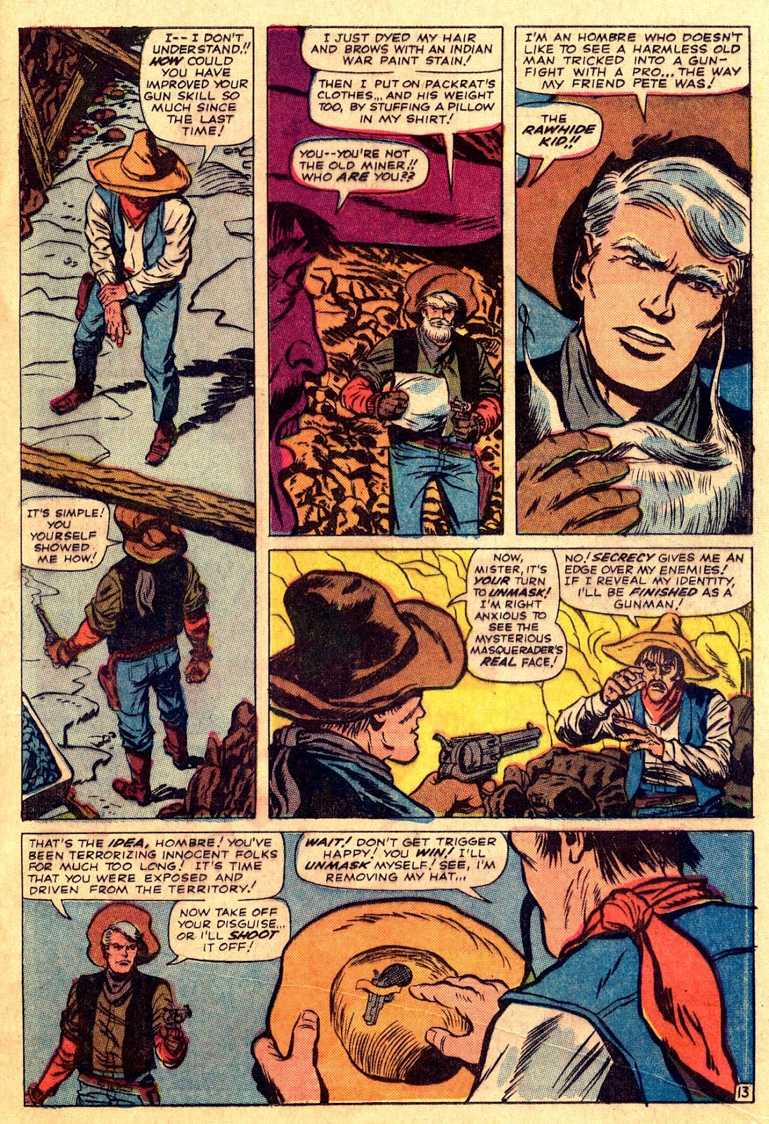 The Rawhide Kid (1955) issue 49 - Page 17