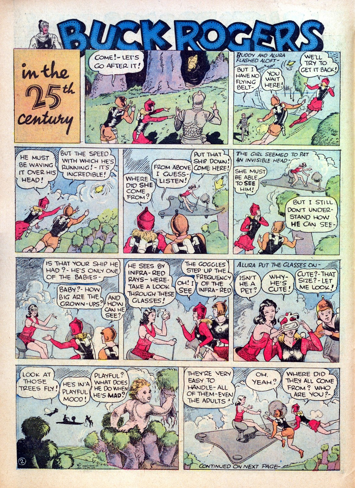 Read online Famous Funnies comic -  Issue #30 - 18
