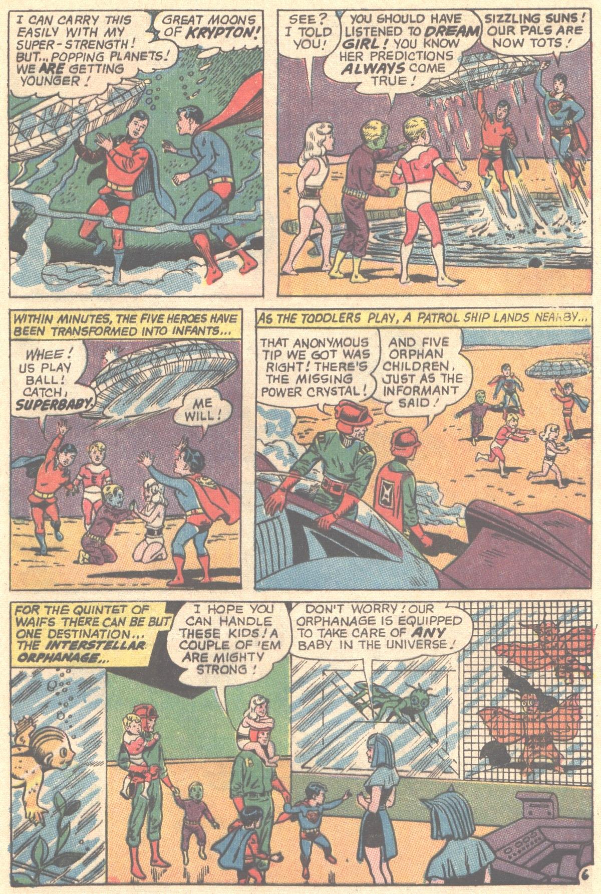 Read online Adventure Comics (1938) comic -  Issue #356 - 9