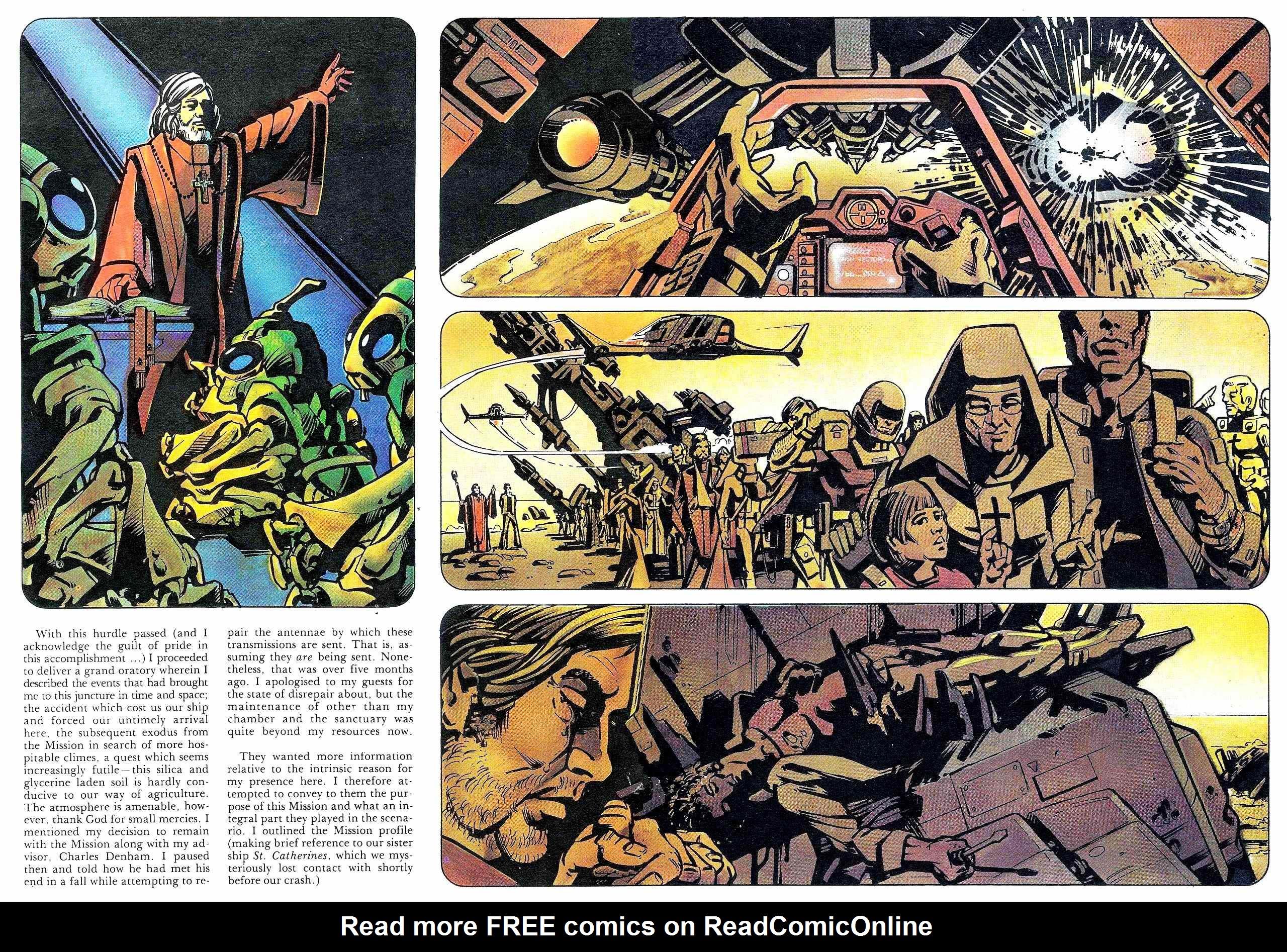 Read online Star*Reach comic -  Issue #14 - 23