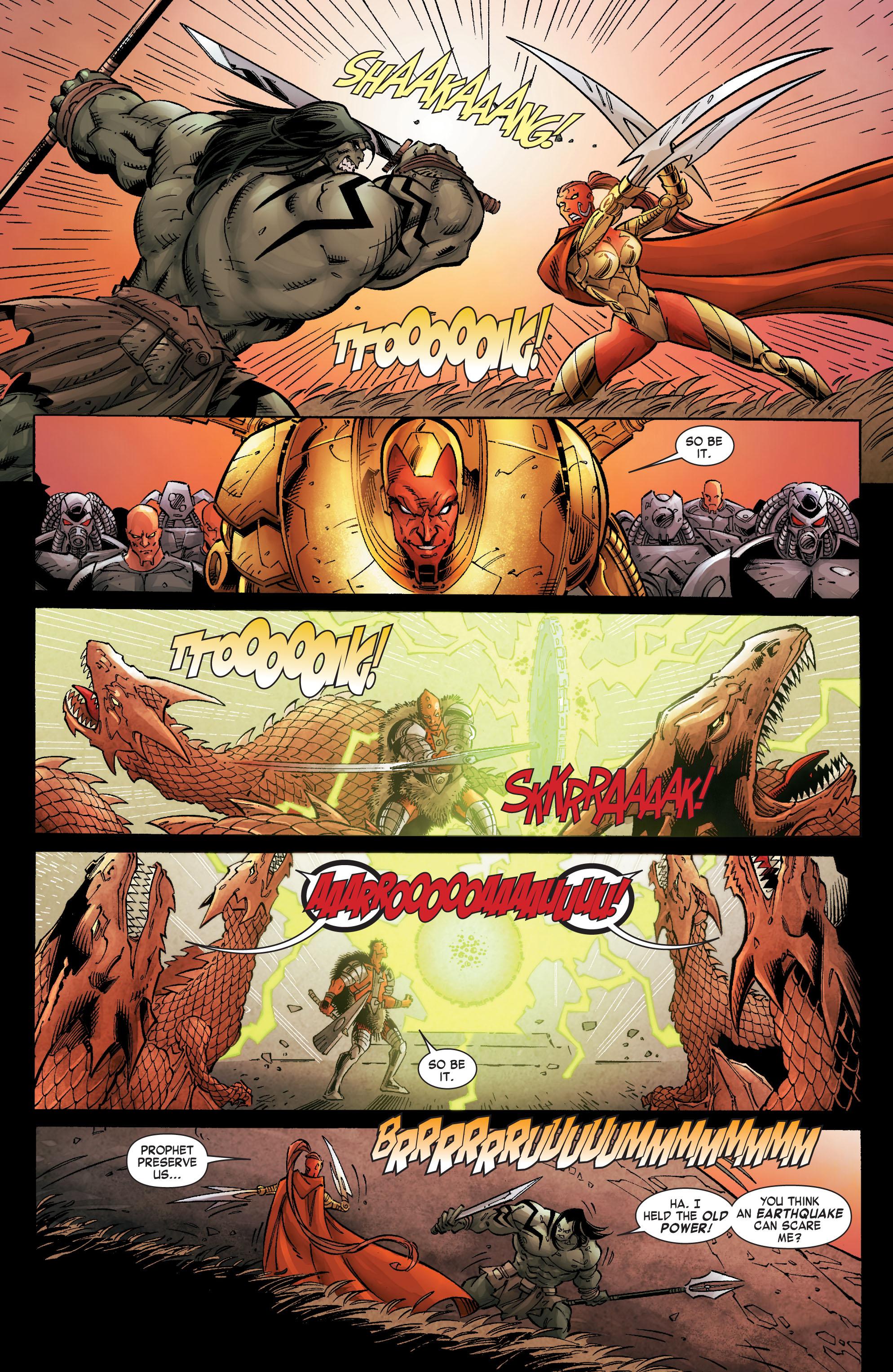 Read online Skaar: Son of Hulk comic -  Issue #8 - 16