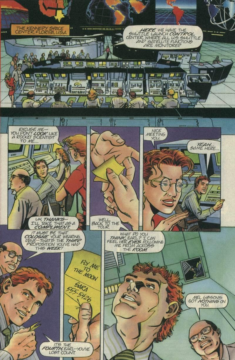 Read online Secret Weapons comic -  Issue #5 - 2