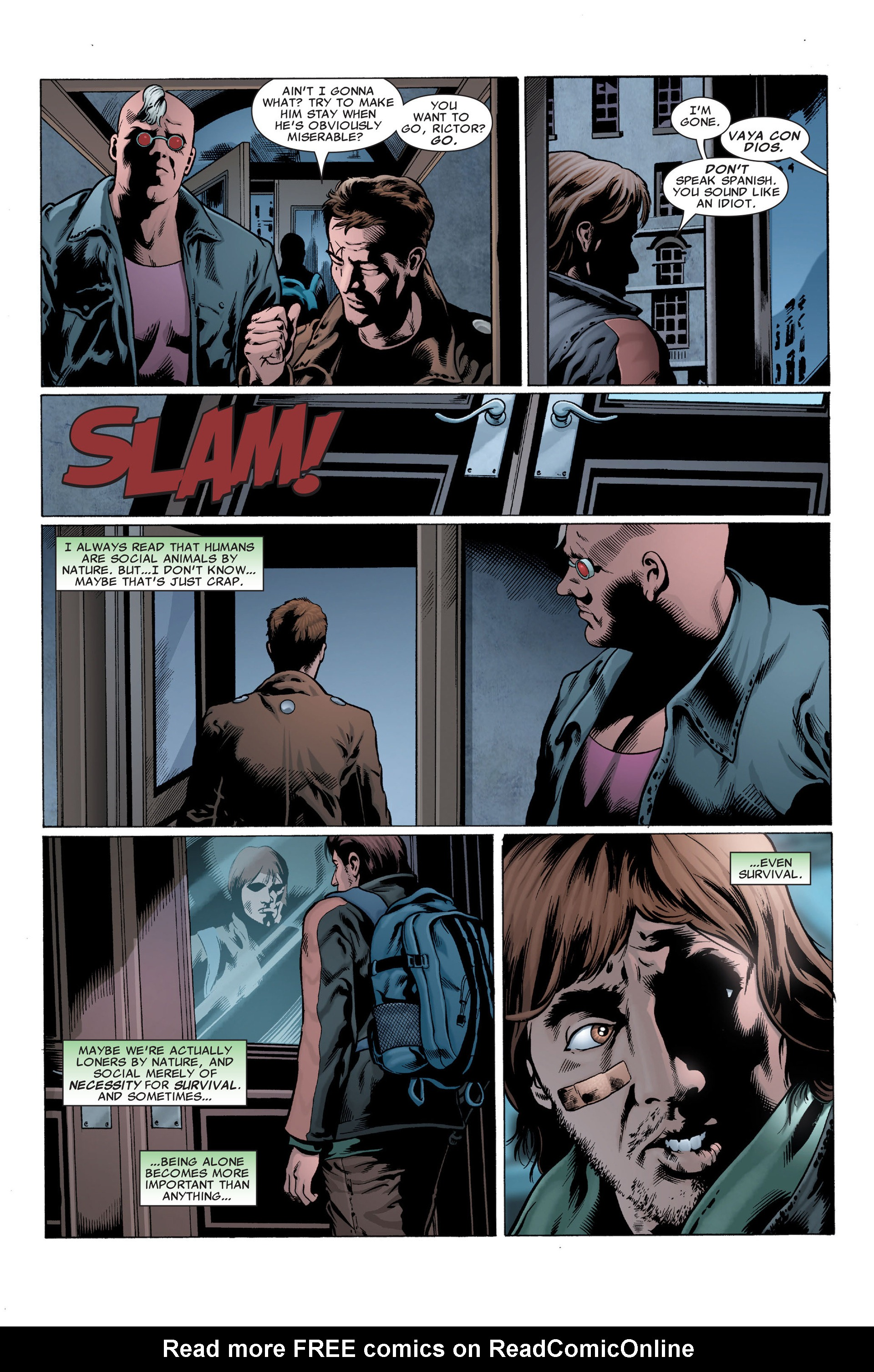 Read online X-Factor (2006) comic -  Issue #29 - 10