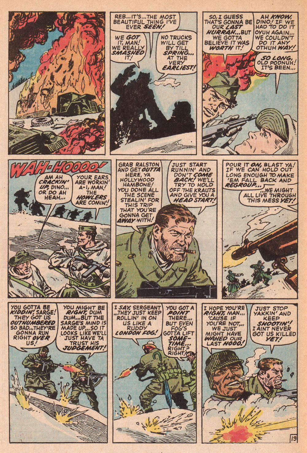 Read online Sgt. Fury comic -  Issue #73 - 28
