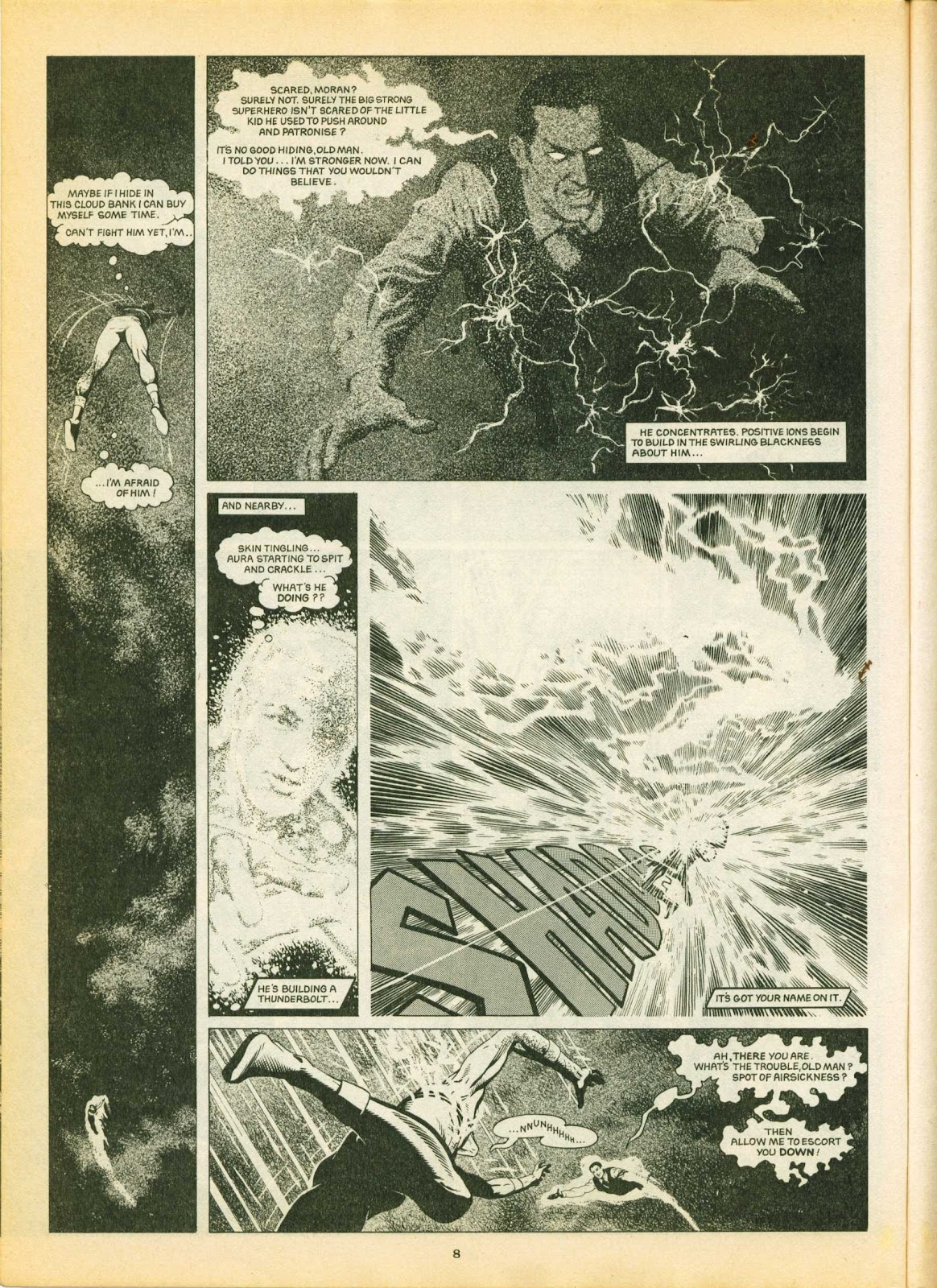 Warrior Issue #5 #6 - English 8