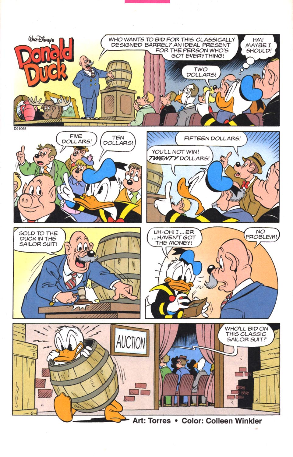 Read online Uncle Scrooge (1953) comic -  Issue #302 - 13